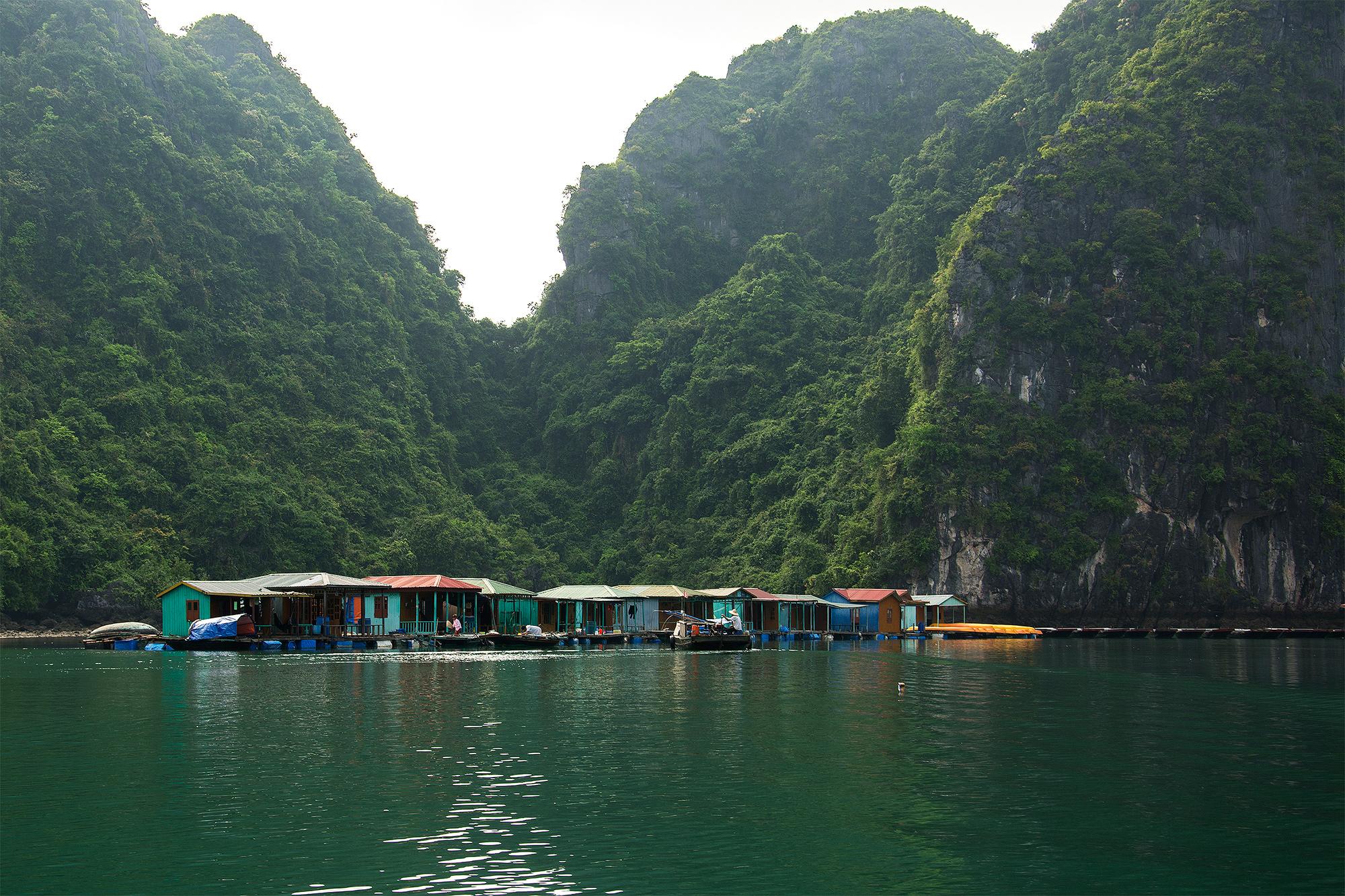 Villaggio dei pescatori...