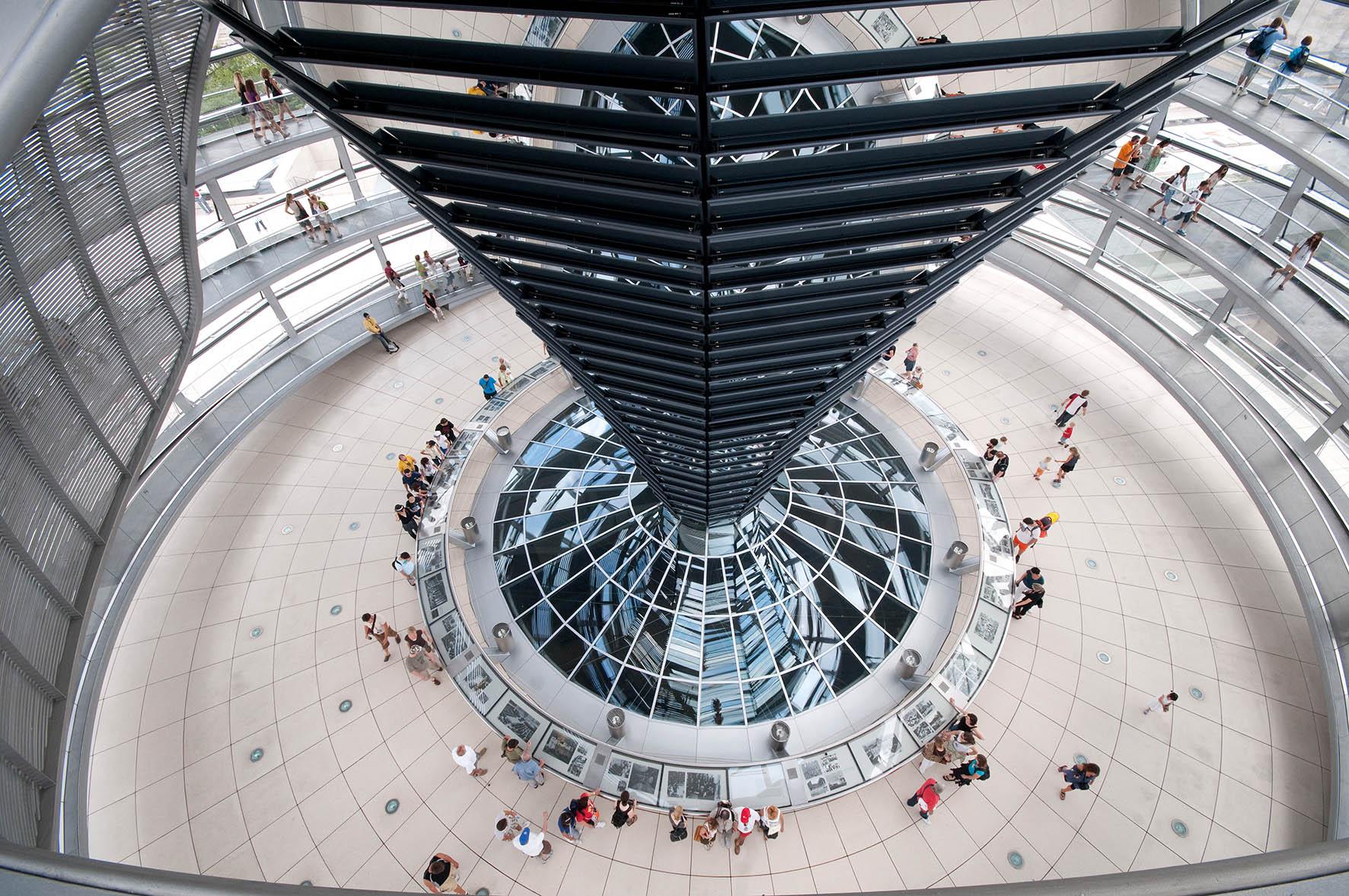 Der Bundestag - The Dome...