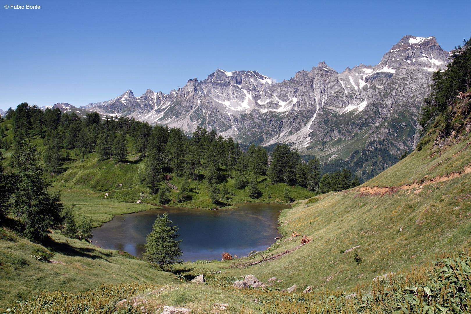Alpe Sangiatto - Alpe Devero...