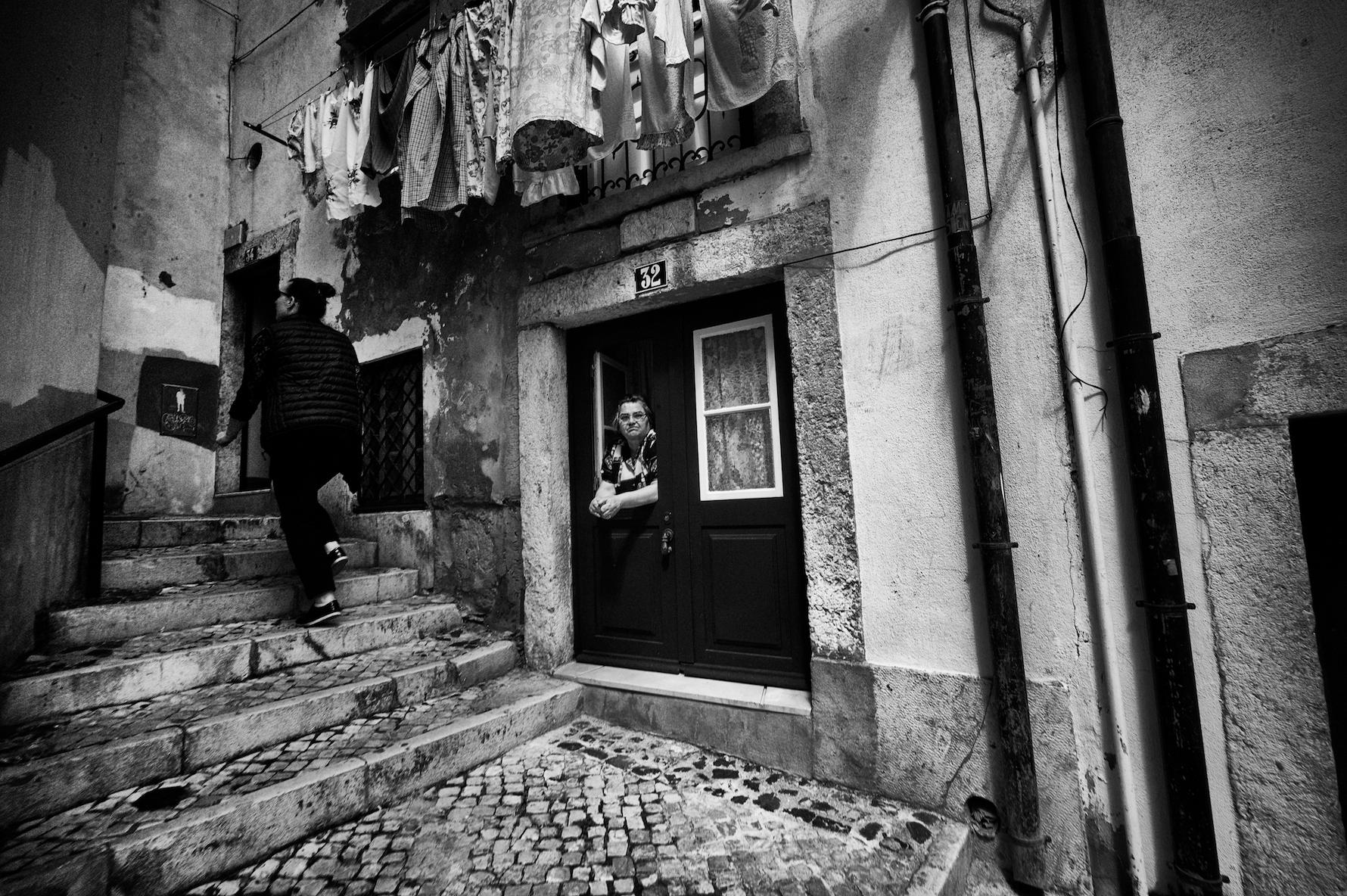Alfama, Lisbona 2015...
