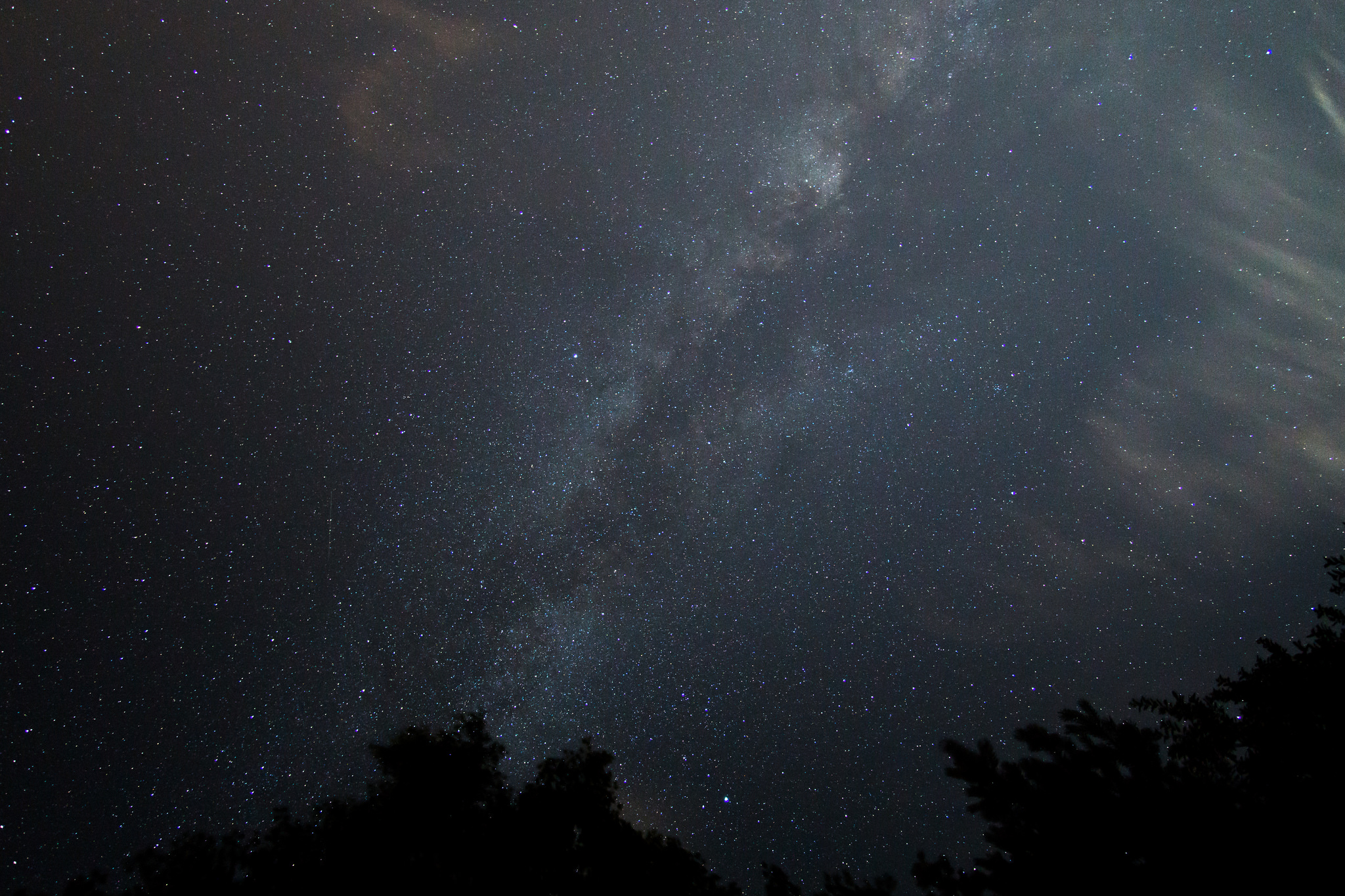 Milky Way in the Susa Valley...