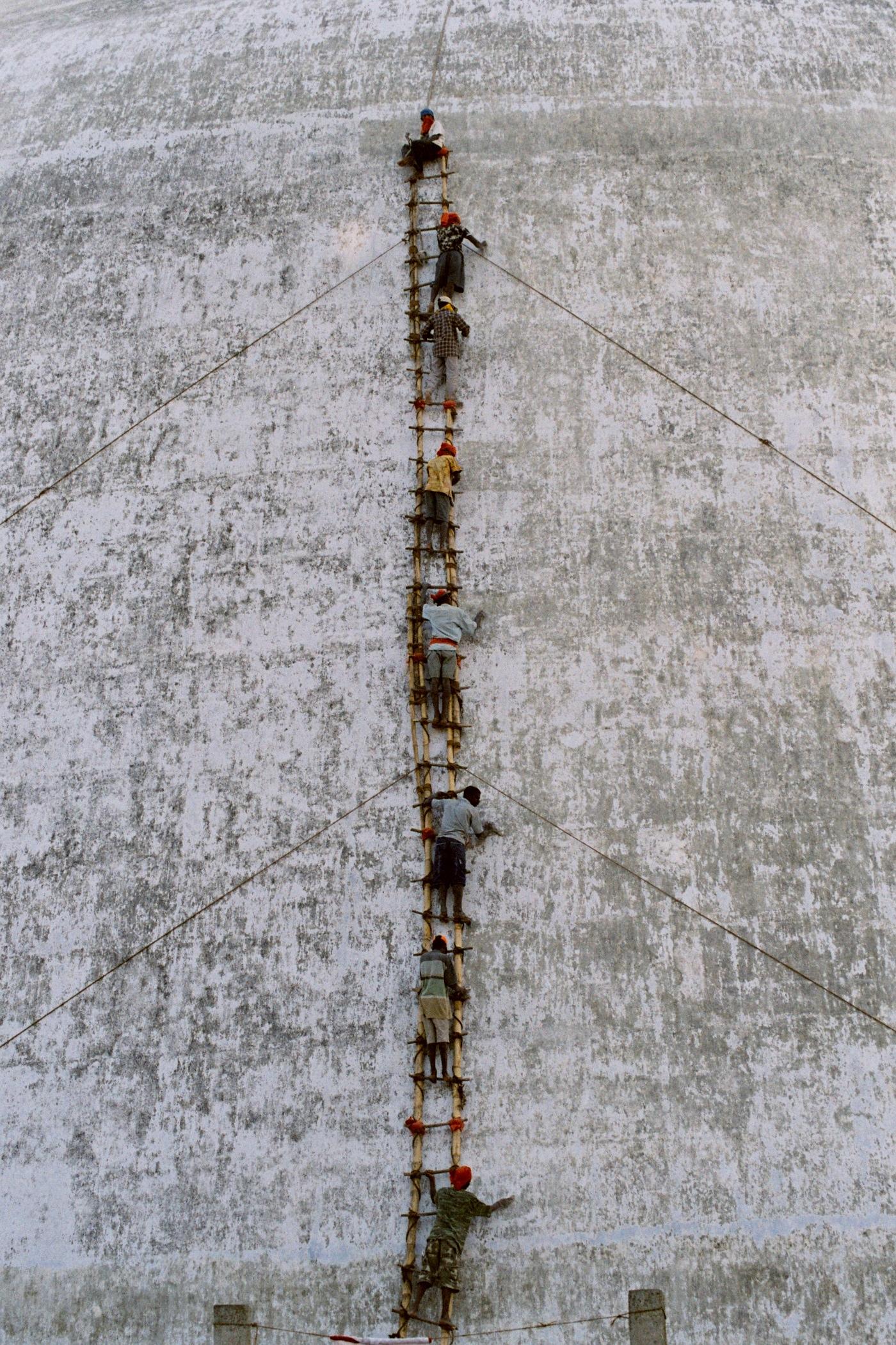 Vertical work (Sri Lanka)...