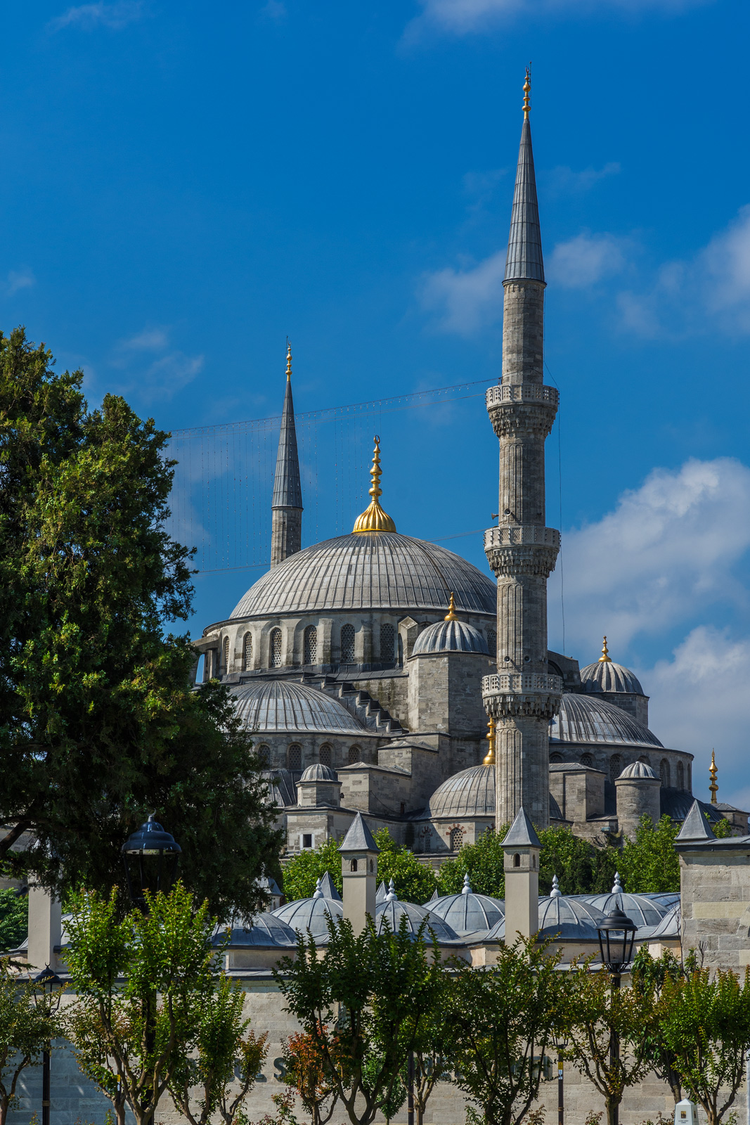 Blue Mosque in Istanbul...