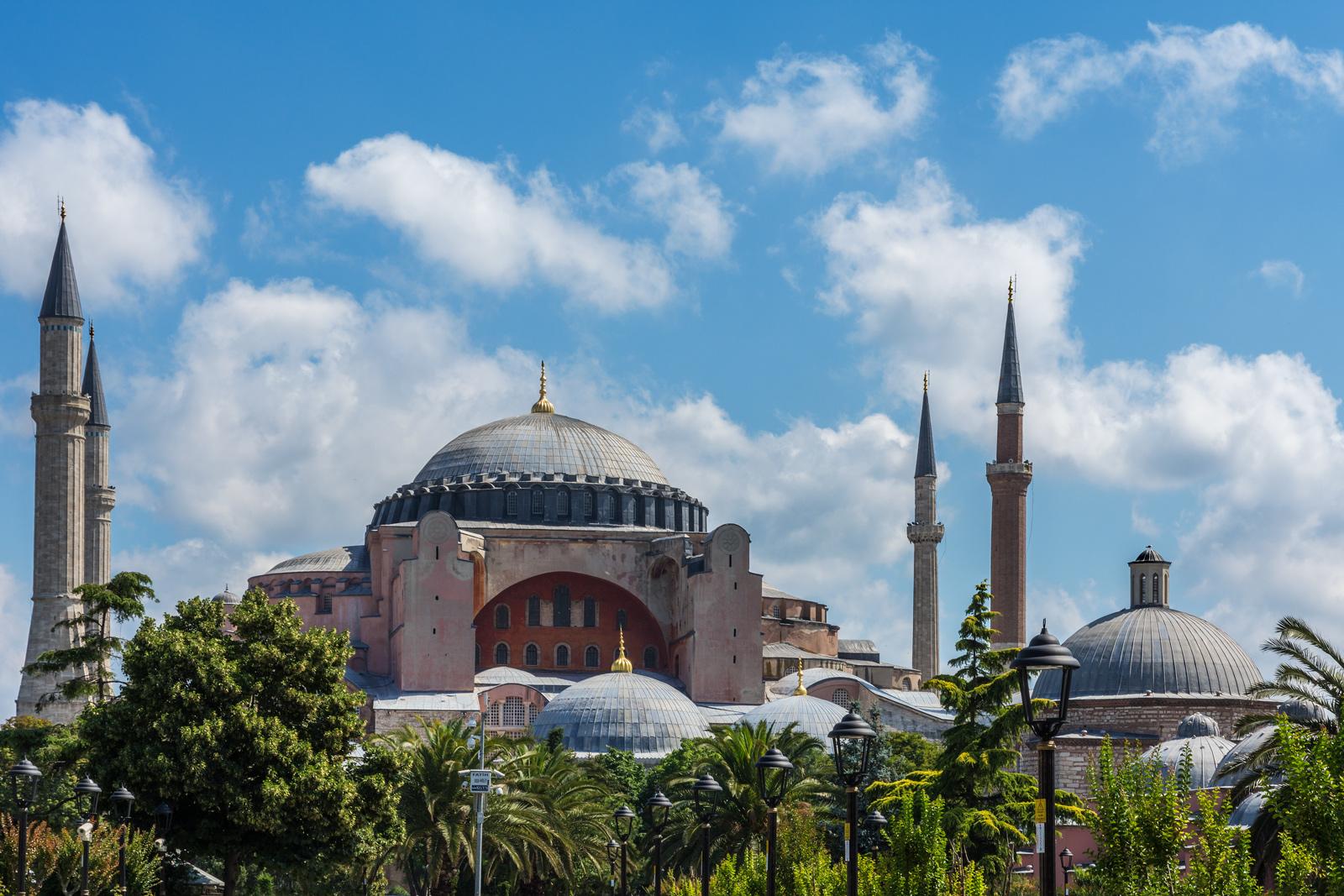 Istanbul Ayasofya...