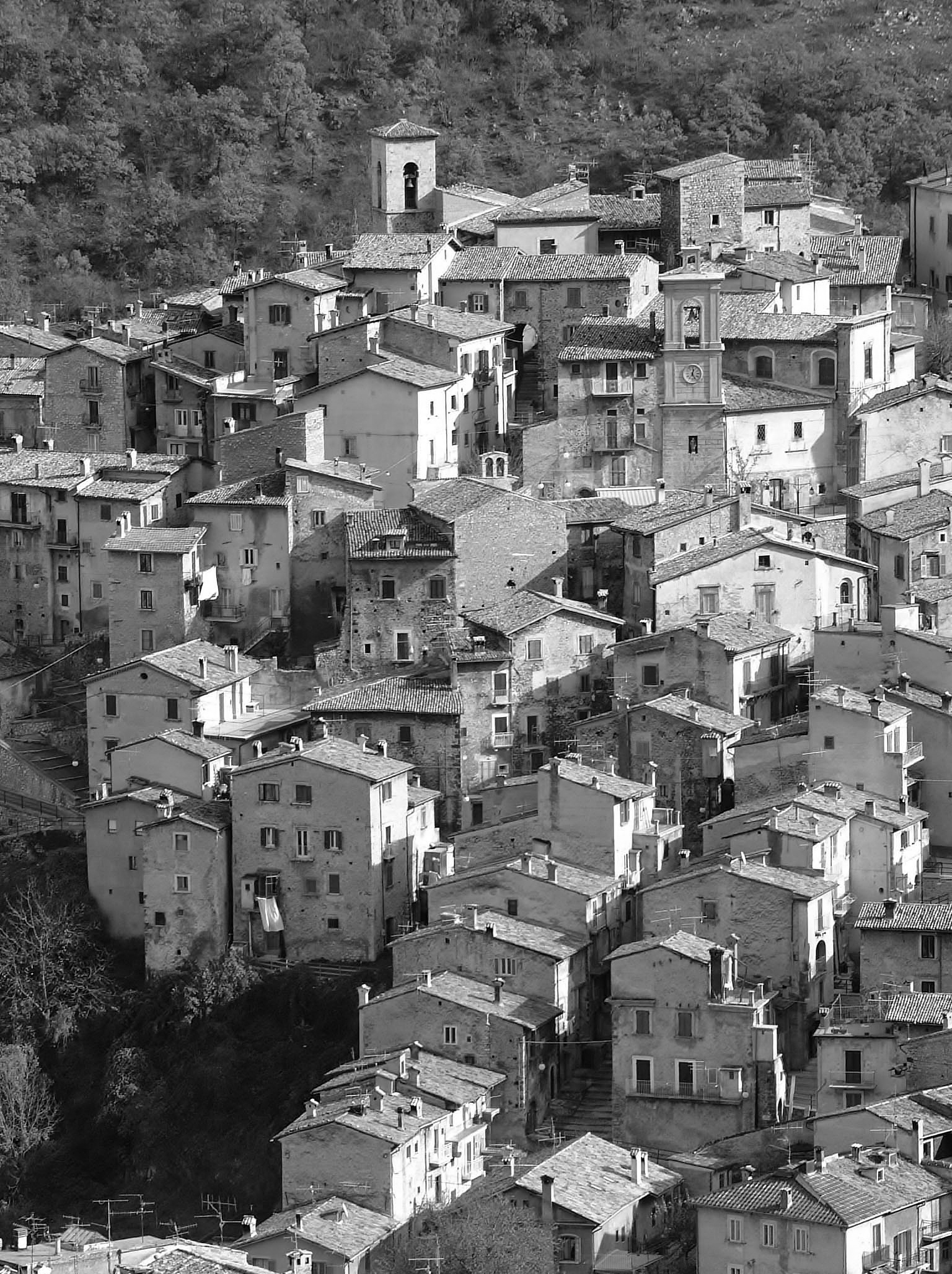 Tribute to Scanno, the city Photographer...