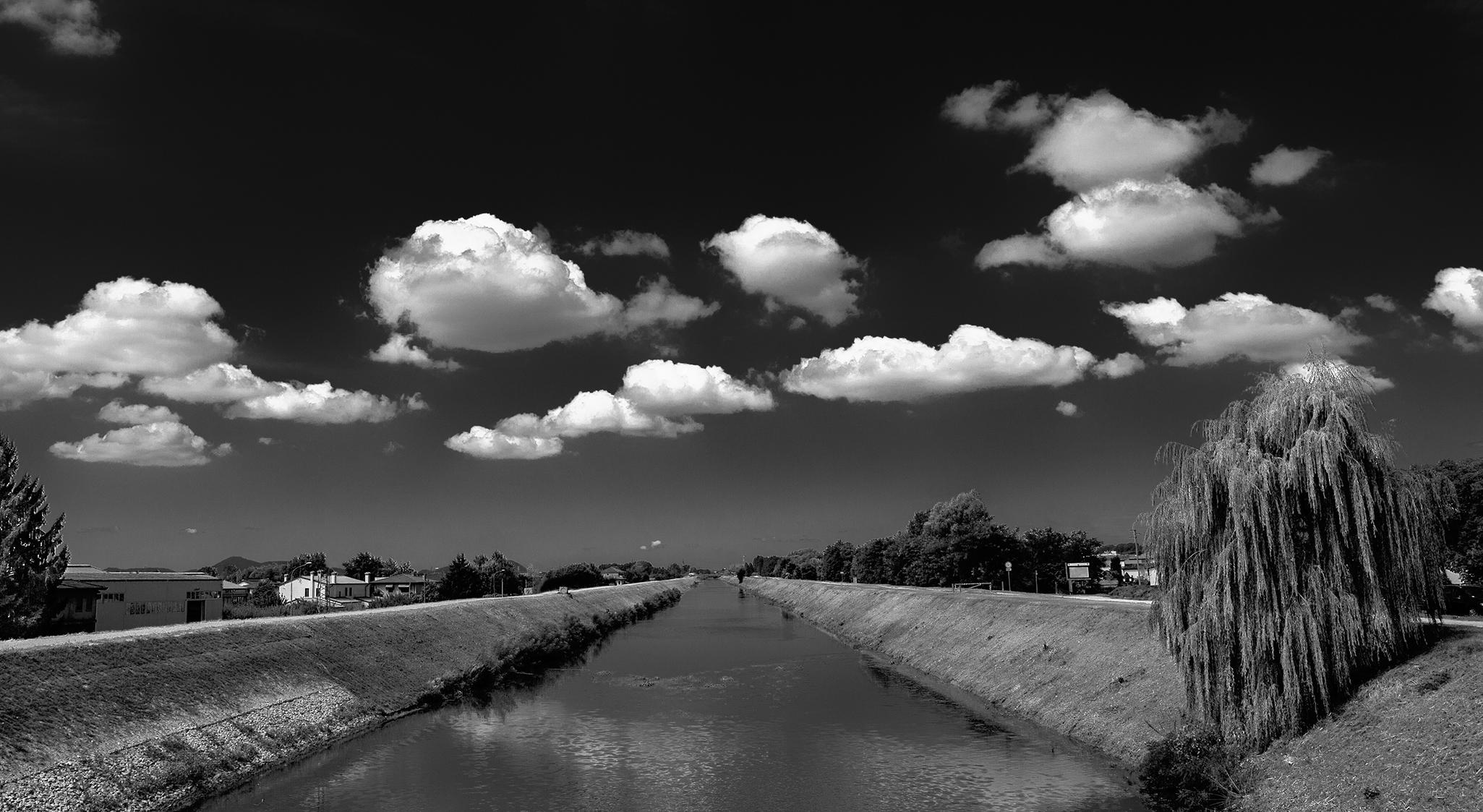 Il fiume...