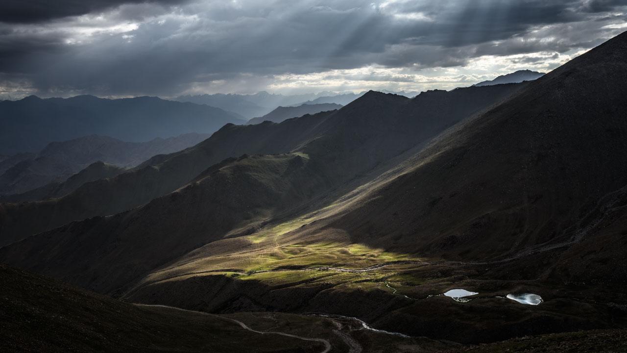 5000m, Ladakh 2015...