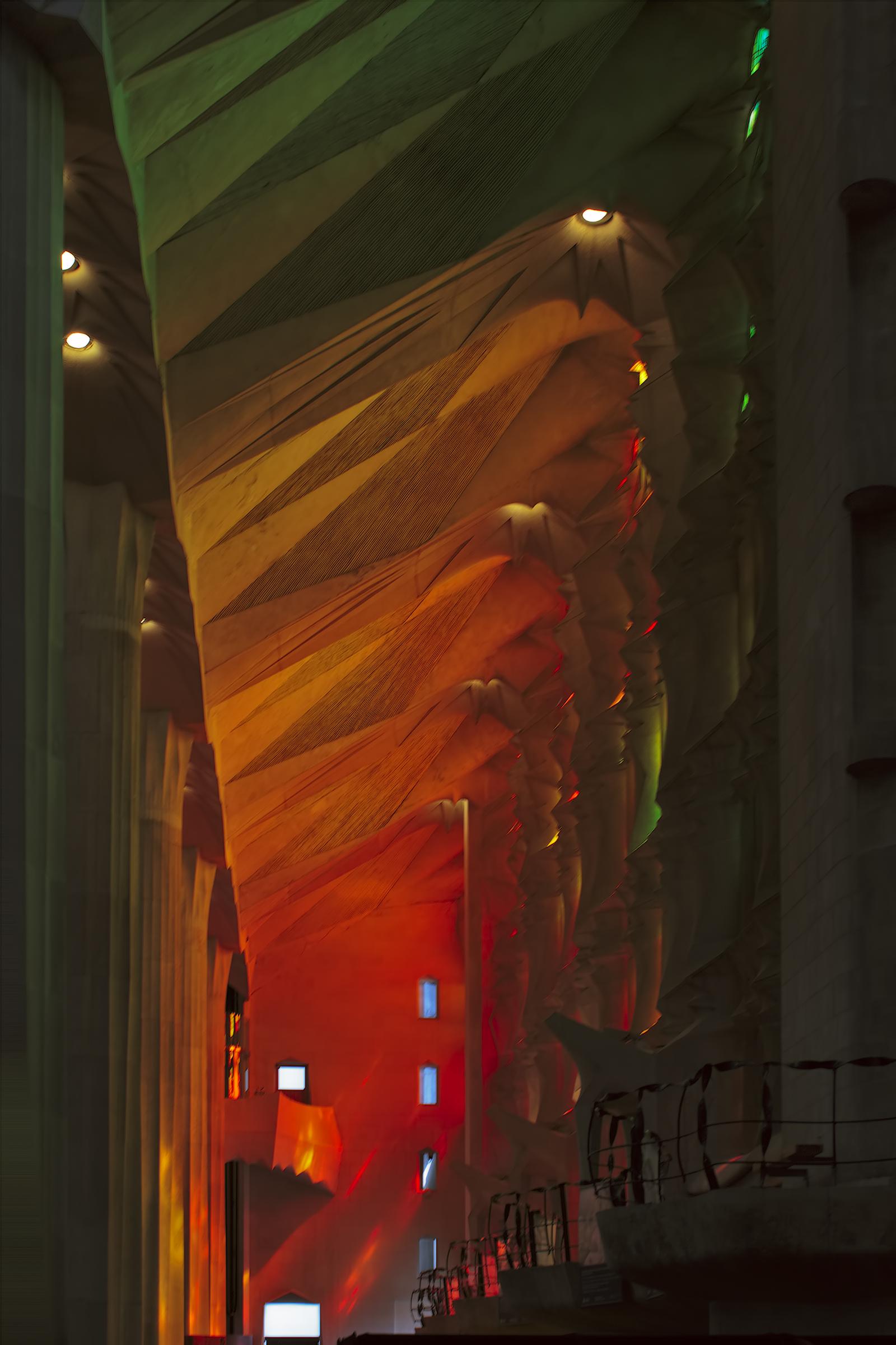 The dream of Gaudi...