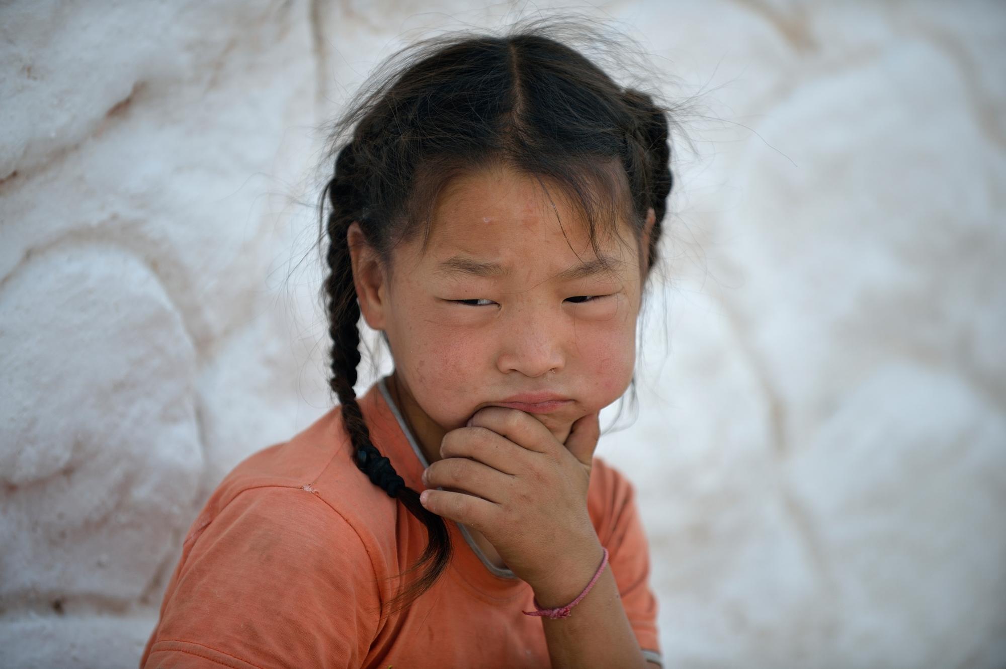 Portrait Mongolia...