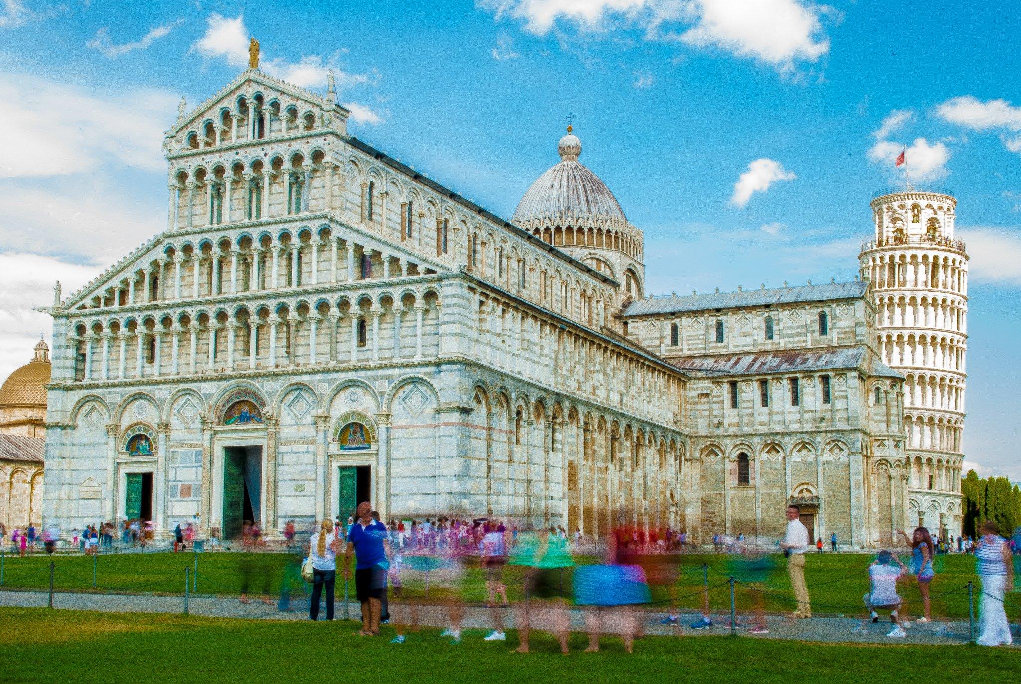 Pisa...