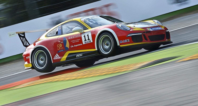 Porsche Supercup mobil1 Monza 2015...
