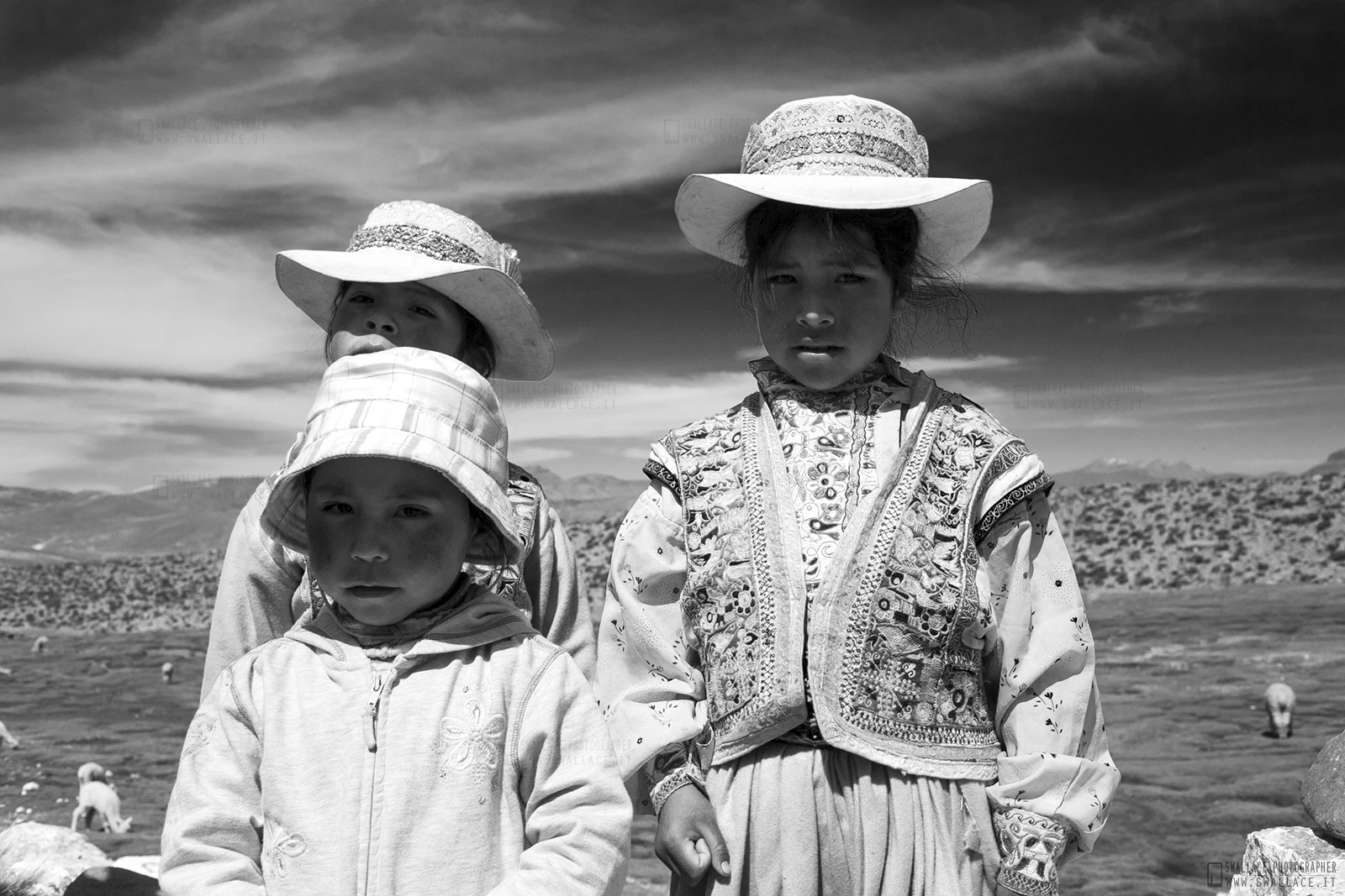 People of Colca Canyon...