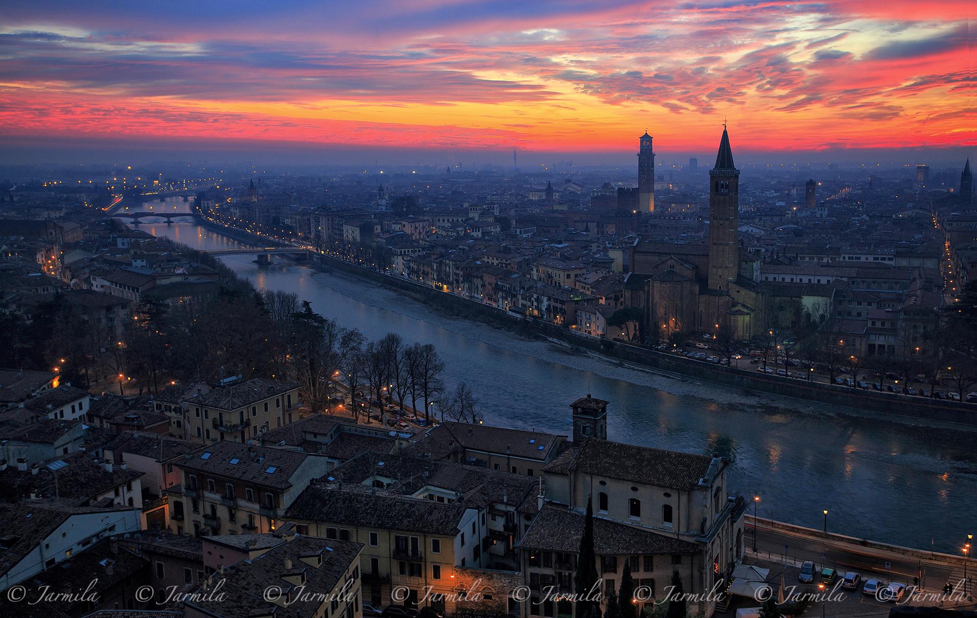 Verona...