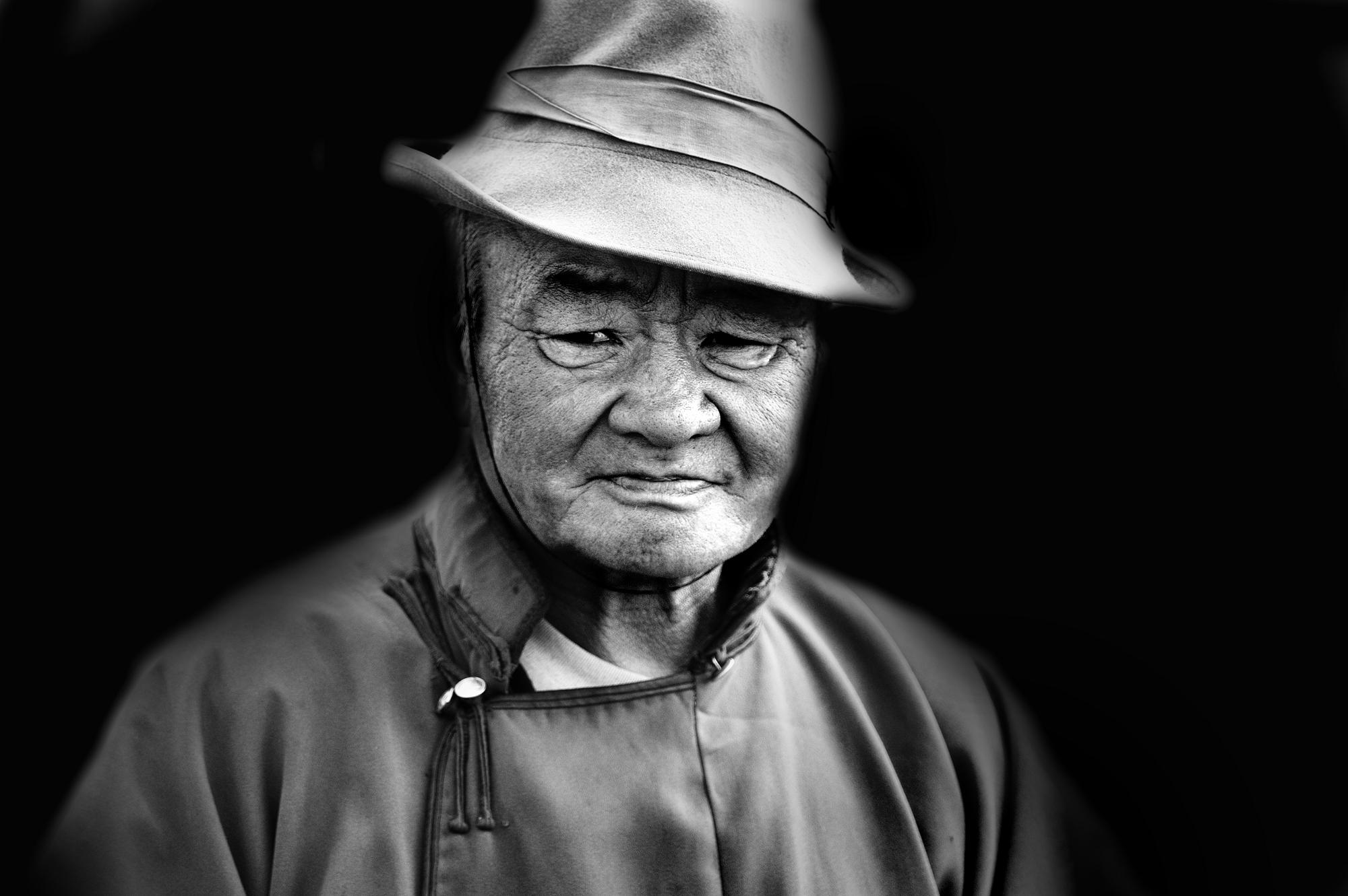 Portrait - Mongolia 2015...