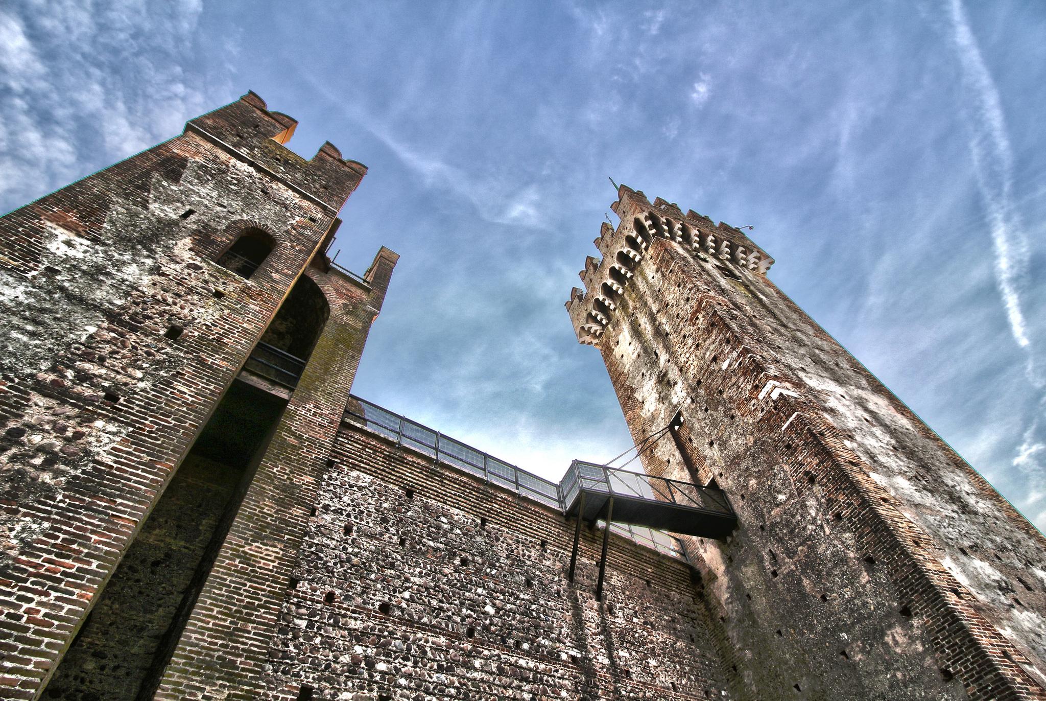 Scaliger Castle - Valeggio...