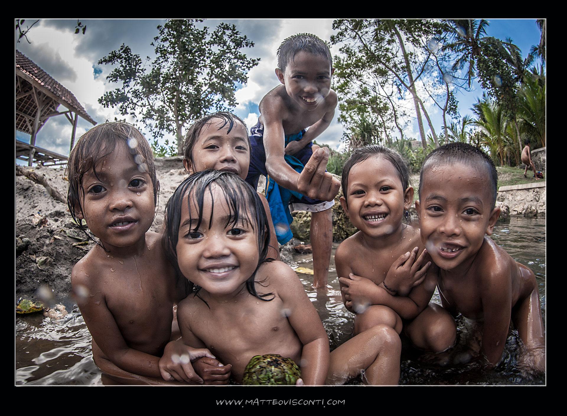 indonesian kids...