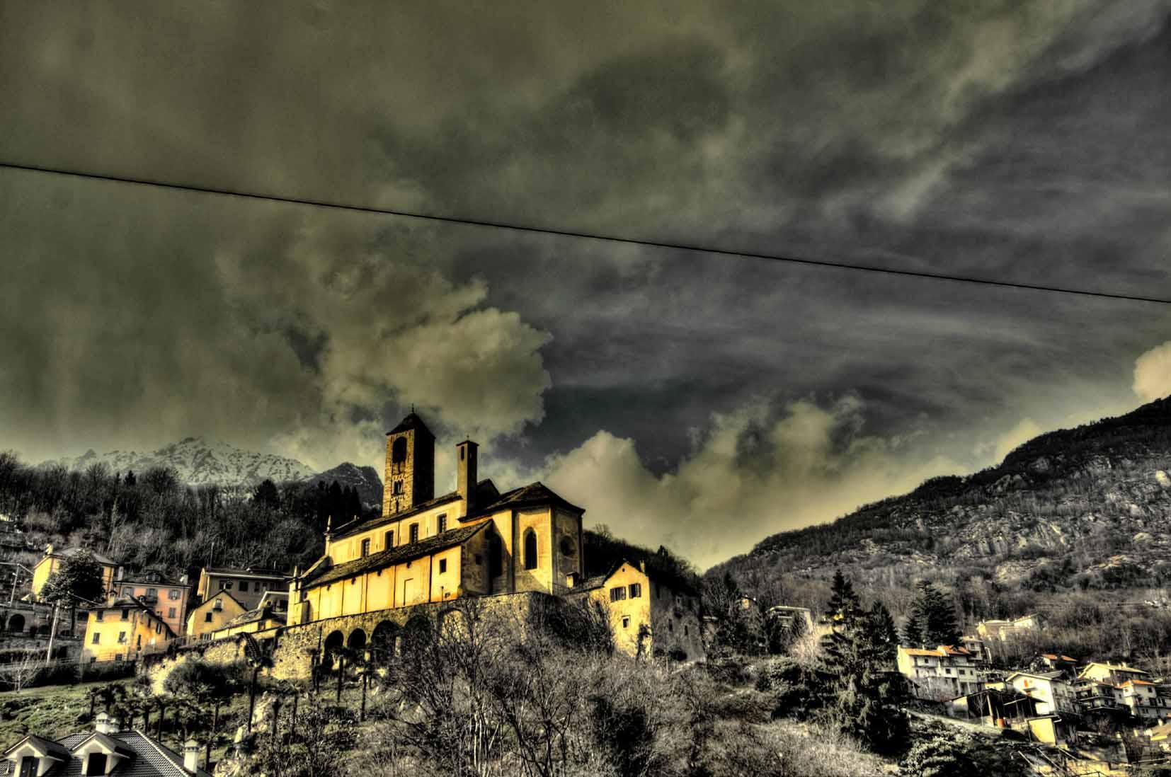Chiesa di Crevoladossola (vb)...