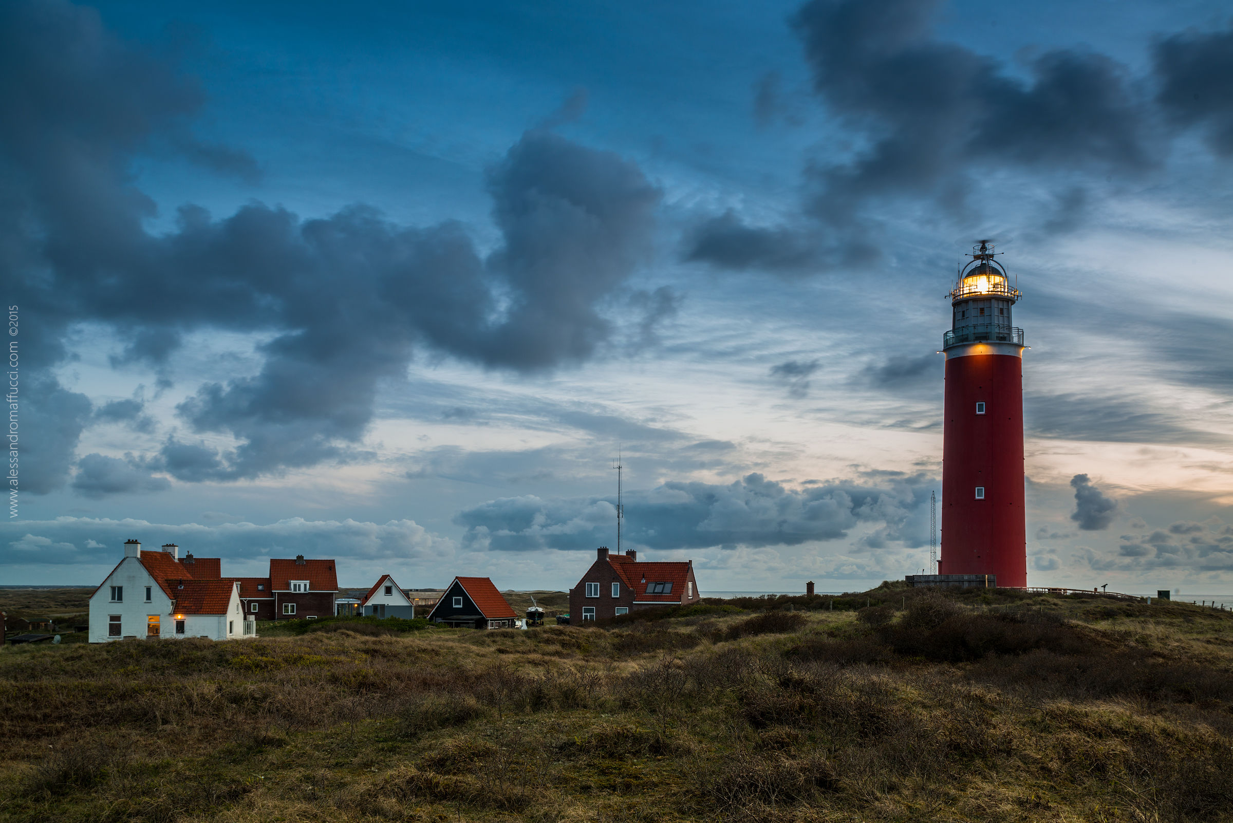 Now the blue light (Texel)...