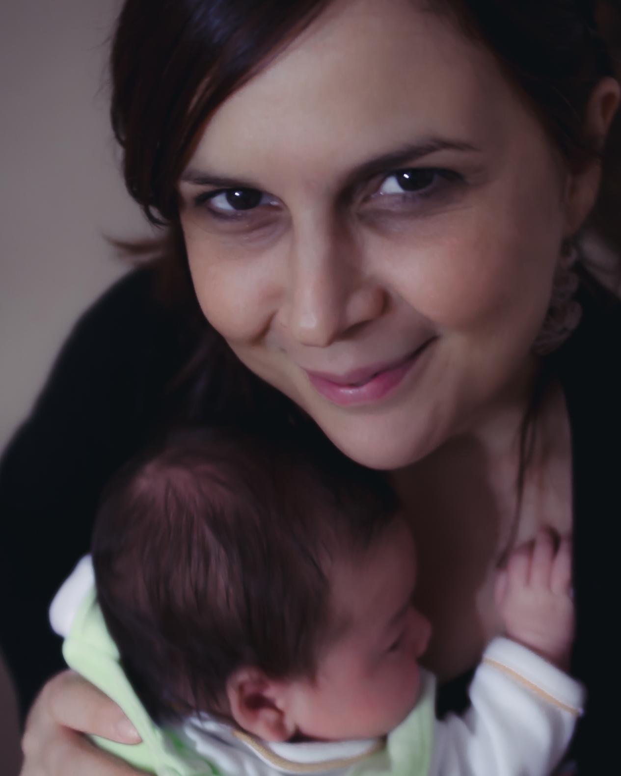 love of mom...
