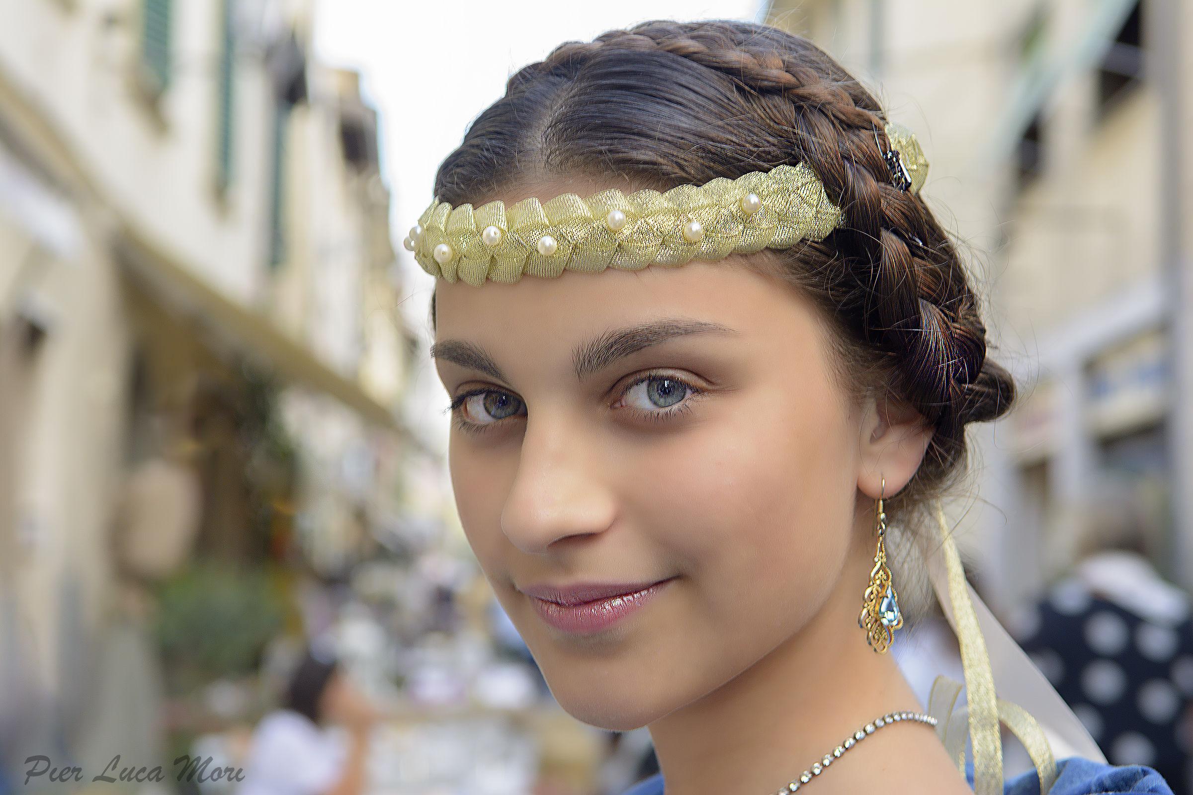 The beautiful courtesan 2...