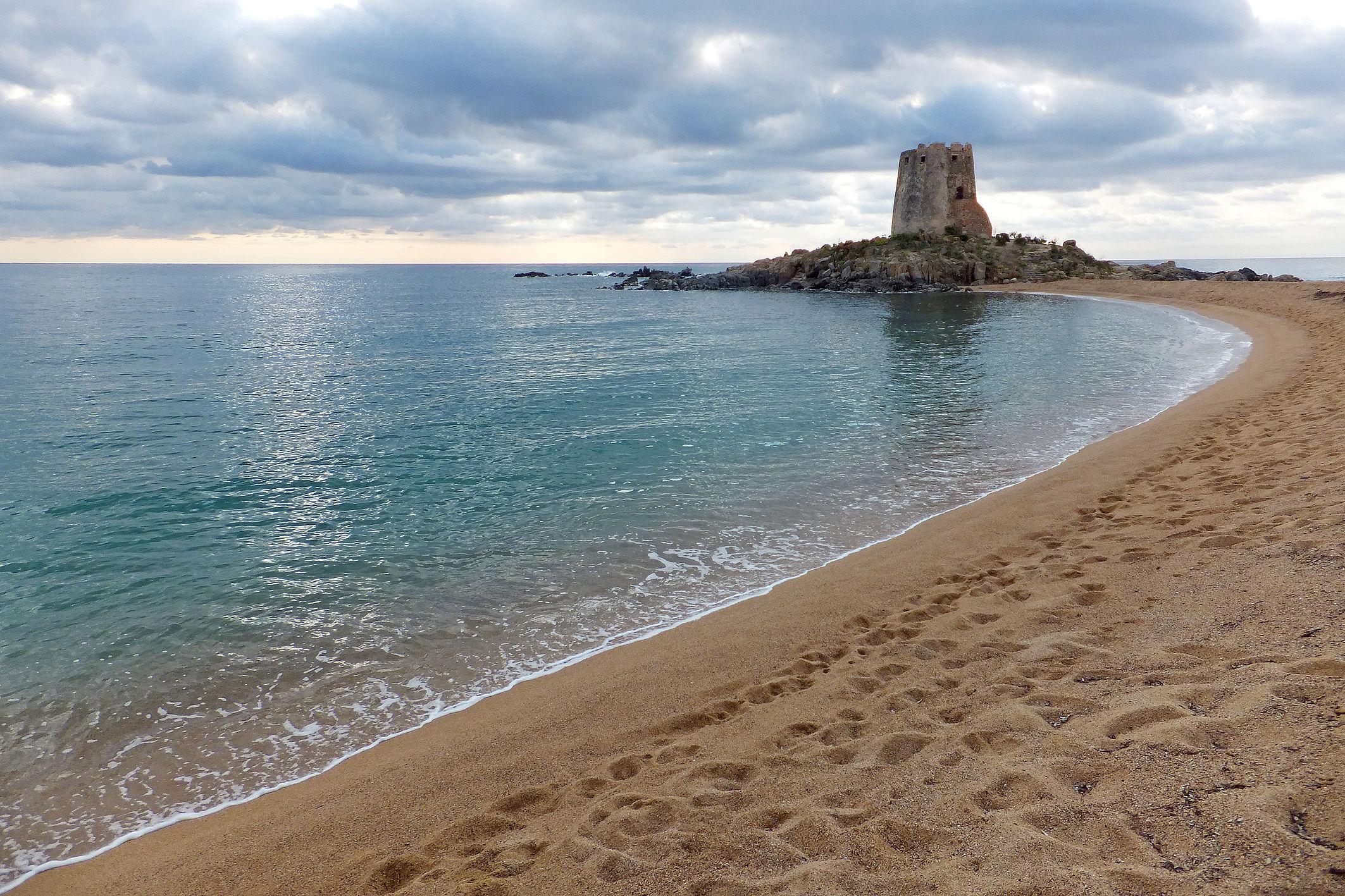 Tower of Barisardo...
