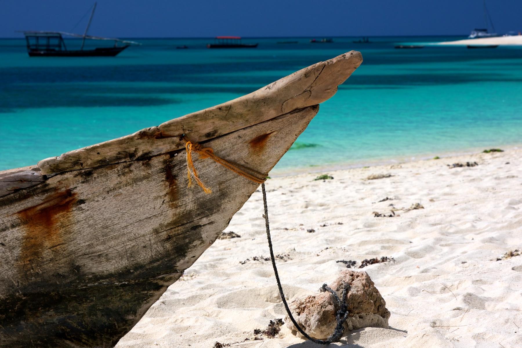 A rest on the beach...