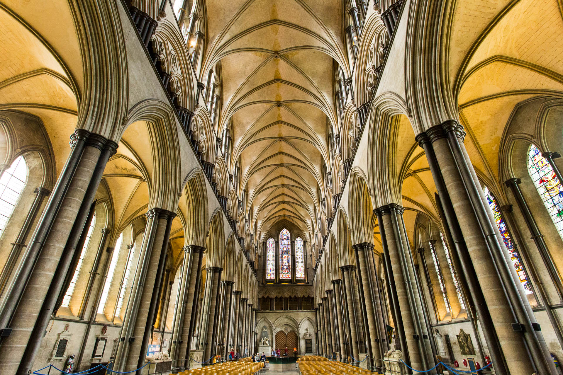 Salsbury Cathedral...