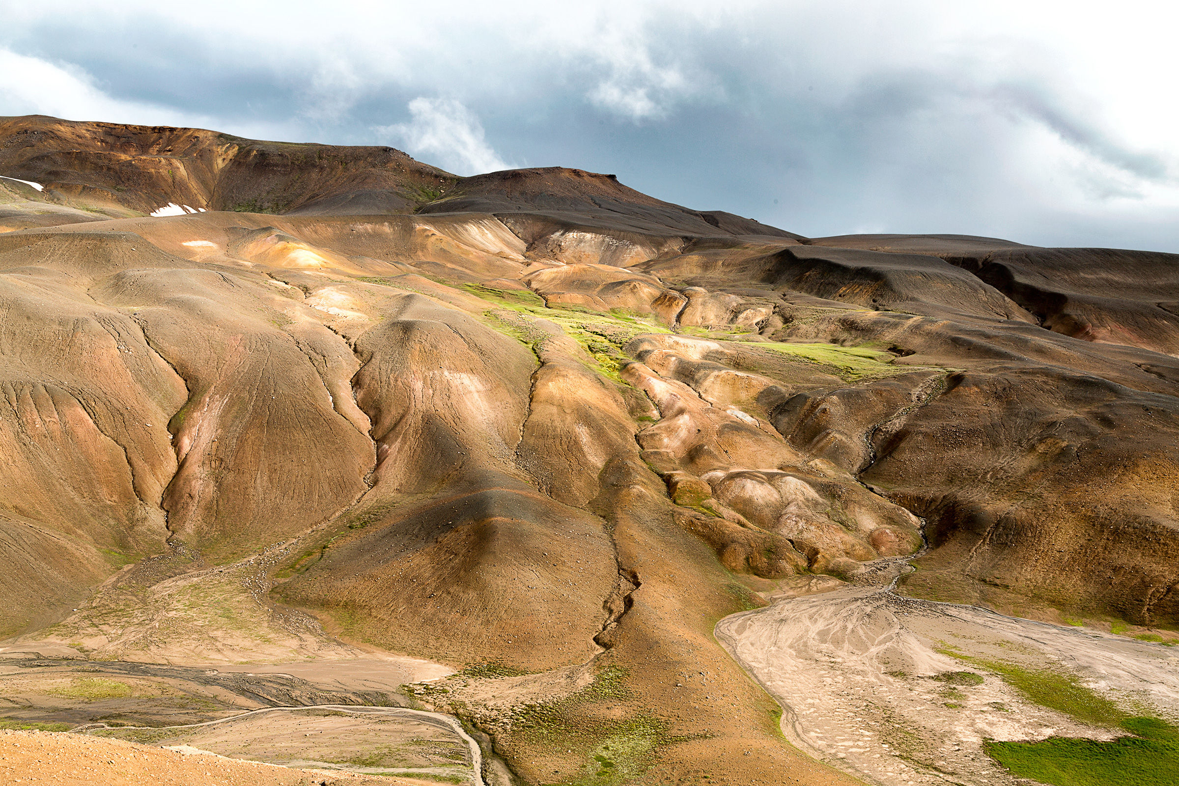 I colori dell'Islanda...