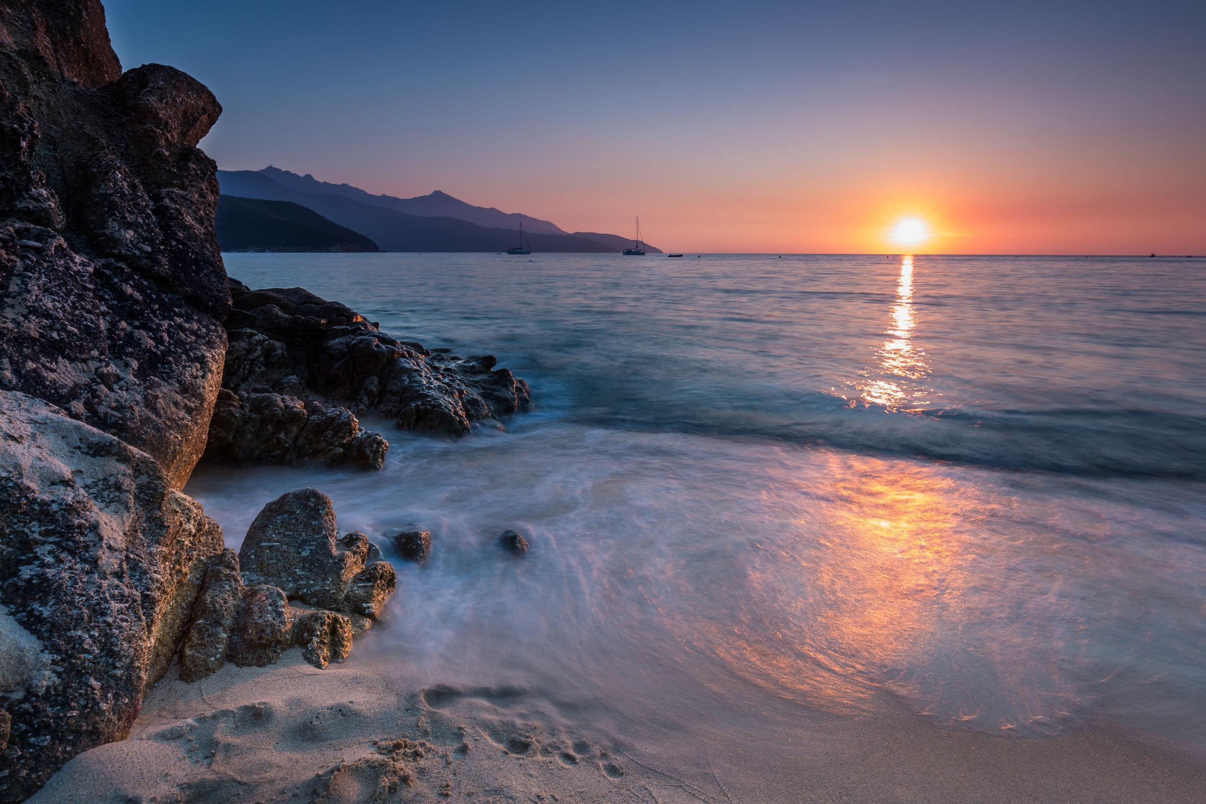 Gulf of Biodola - Elba Island...