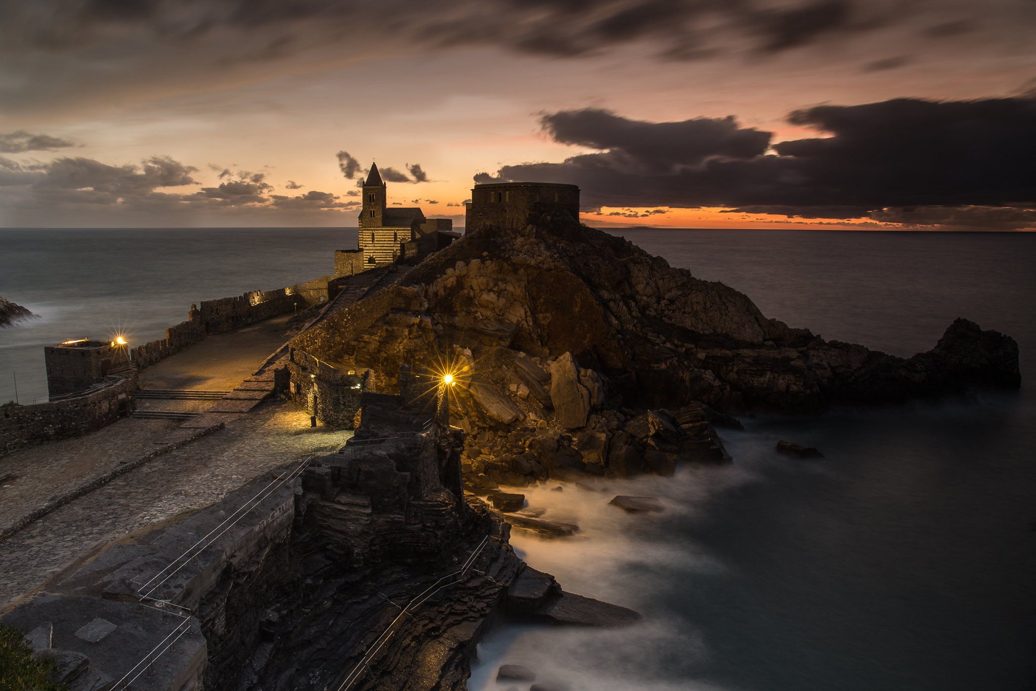 ... Portovenere the pearl of the Gulf of Poets...