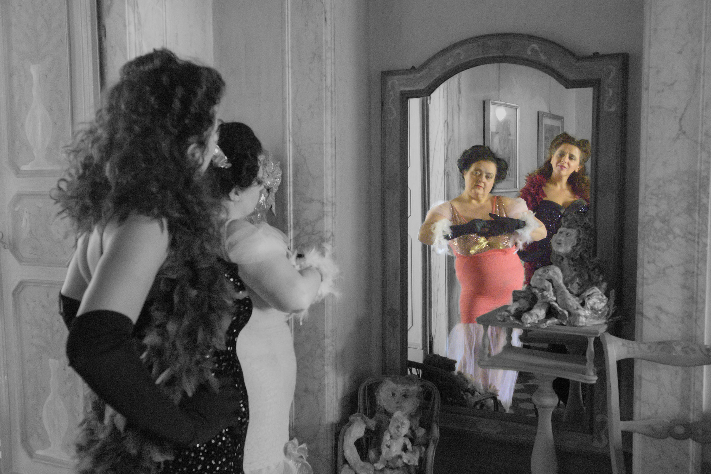 Mirror on the wall...