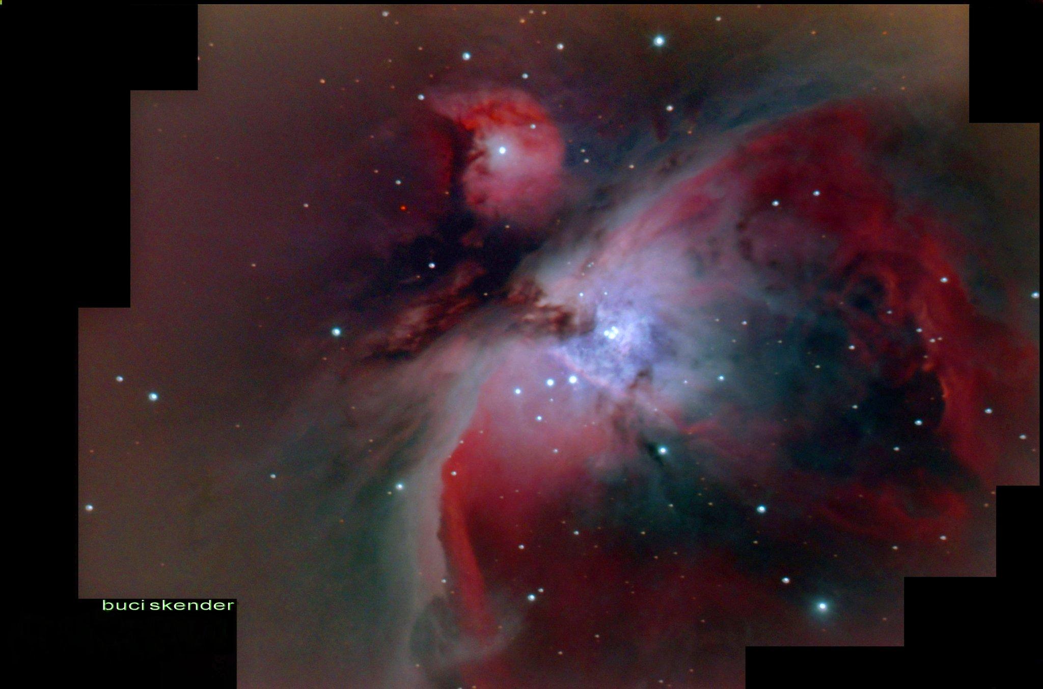 Nebulosa di Orione!!...