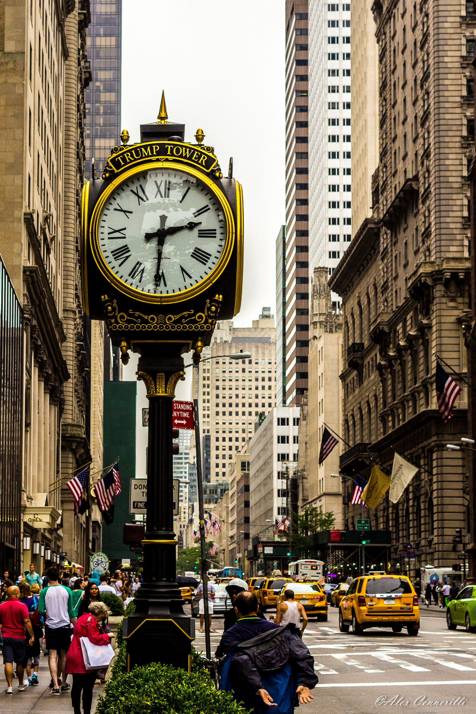 It's time to 5th ave...
