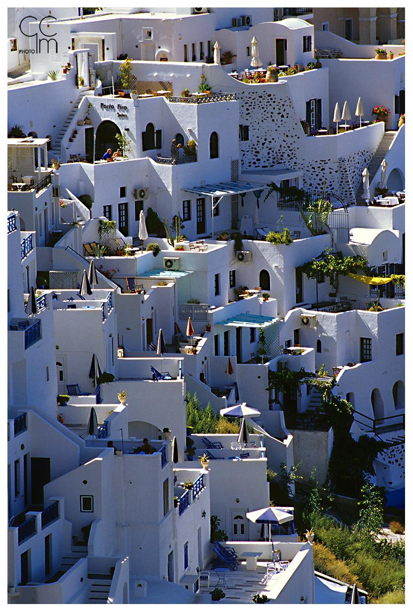 Santorini 2004...
