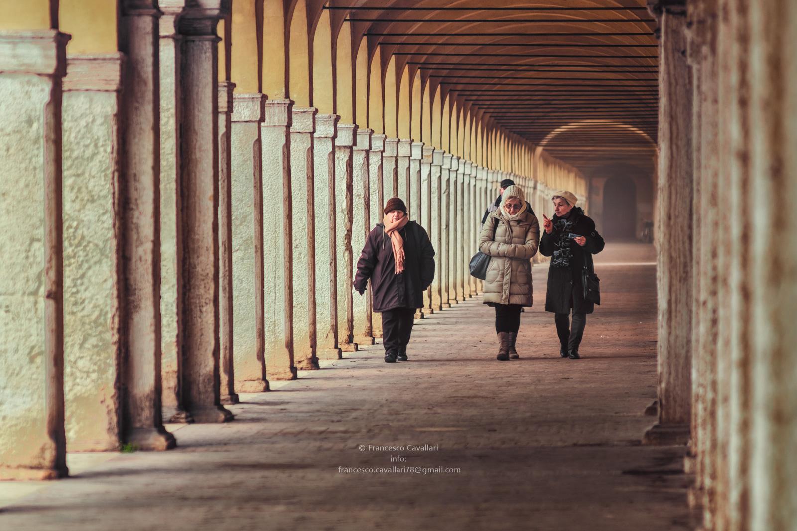 A Sunday in Comacchio...