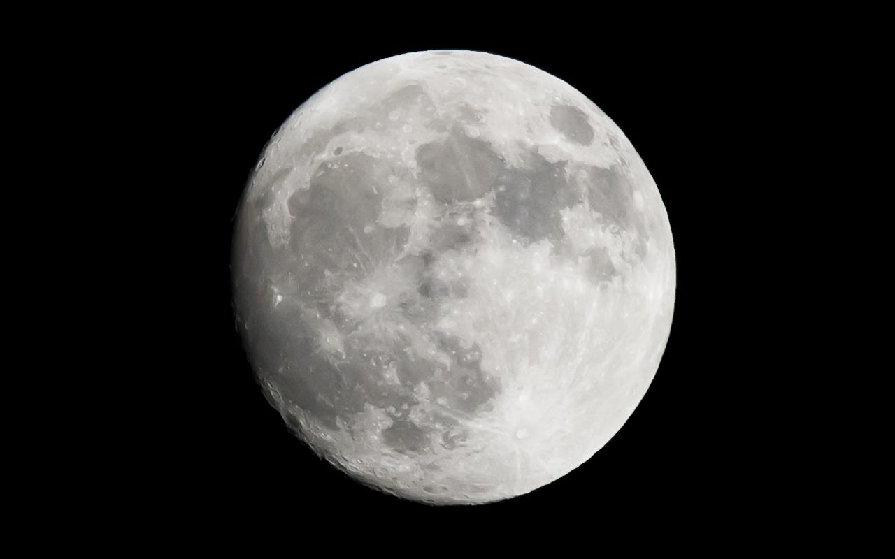 Full Moon...