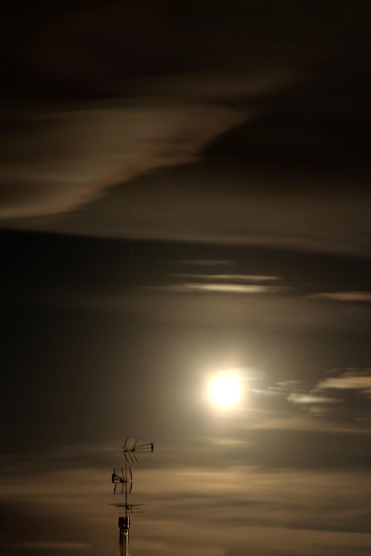 la mia luna...