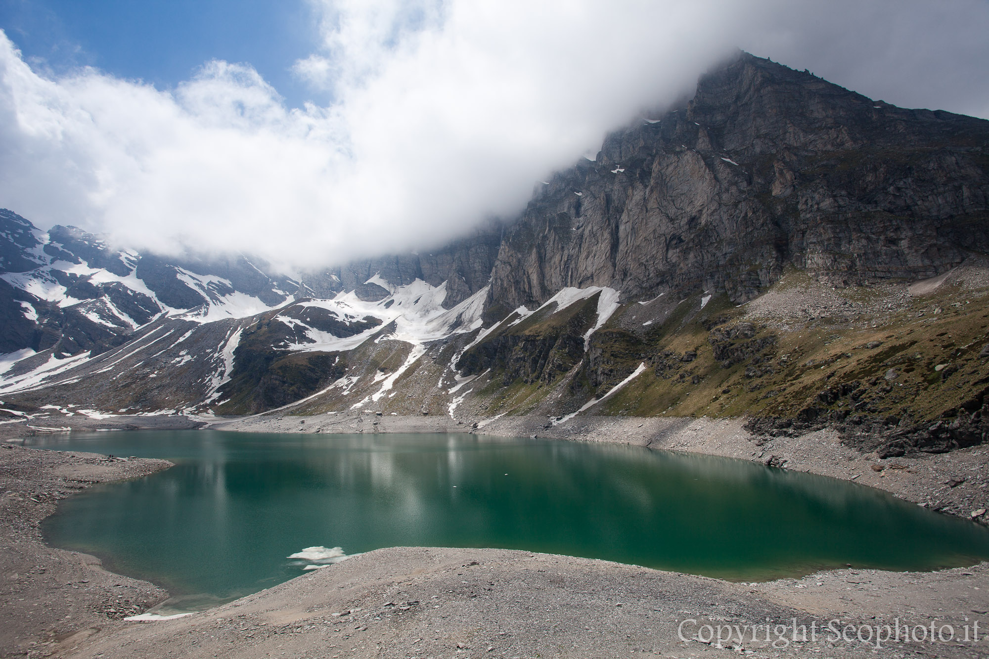 Lake Davino - Alpe Veglia...