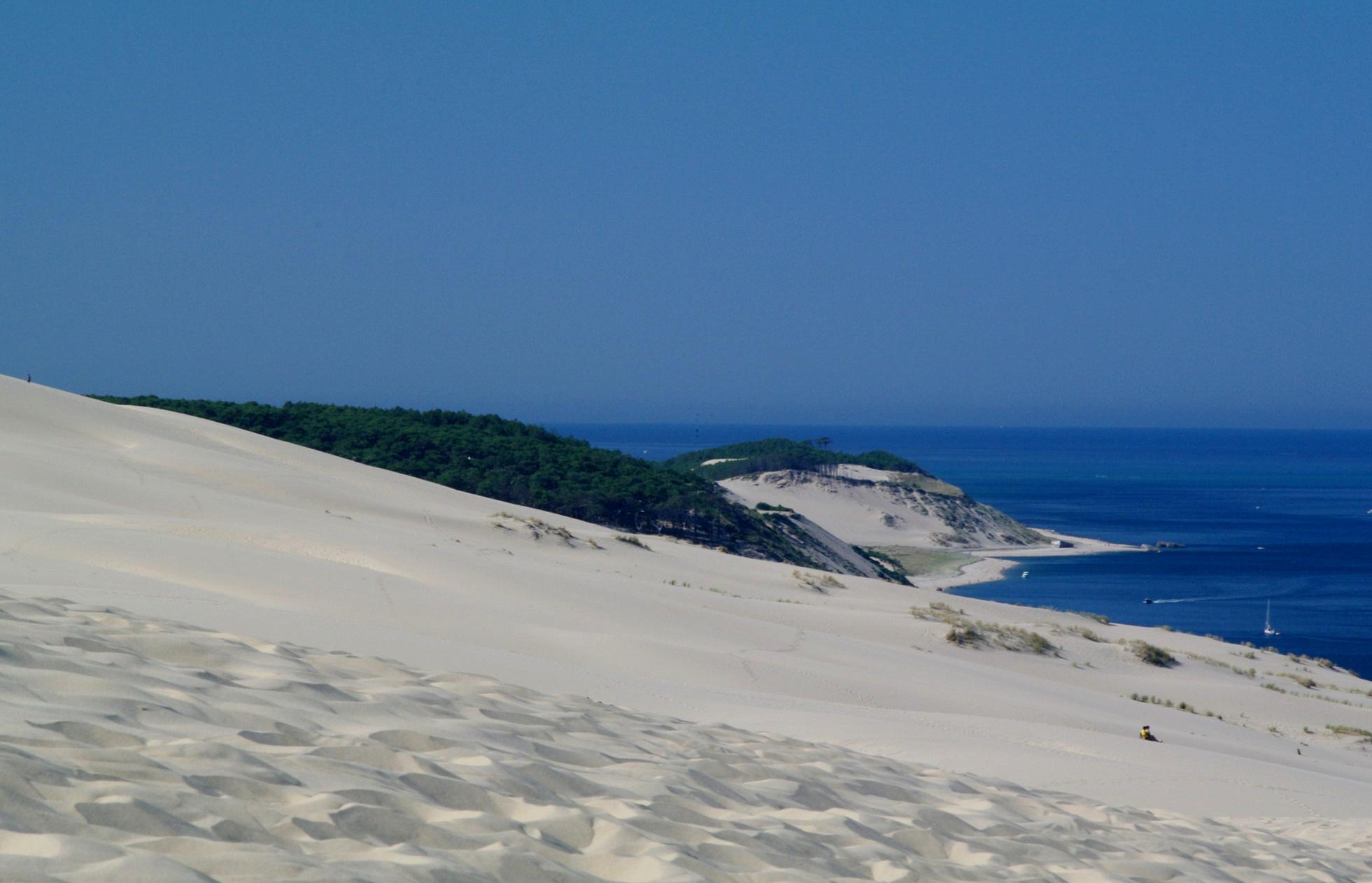 Dune du Pylat 2 (Arcachon Bay) Aquitaine...