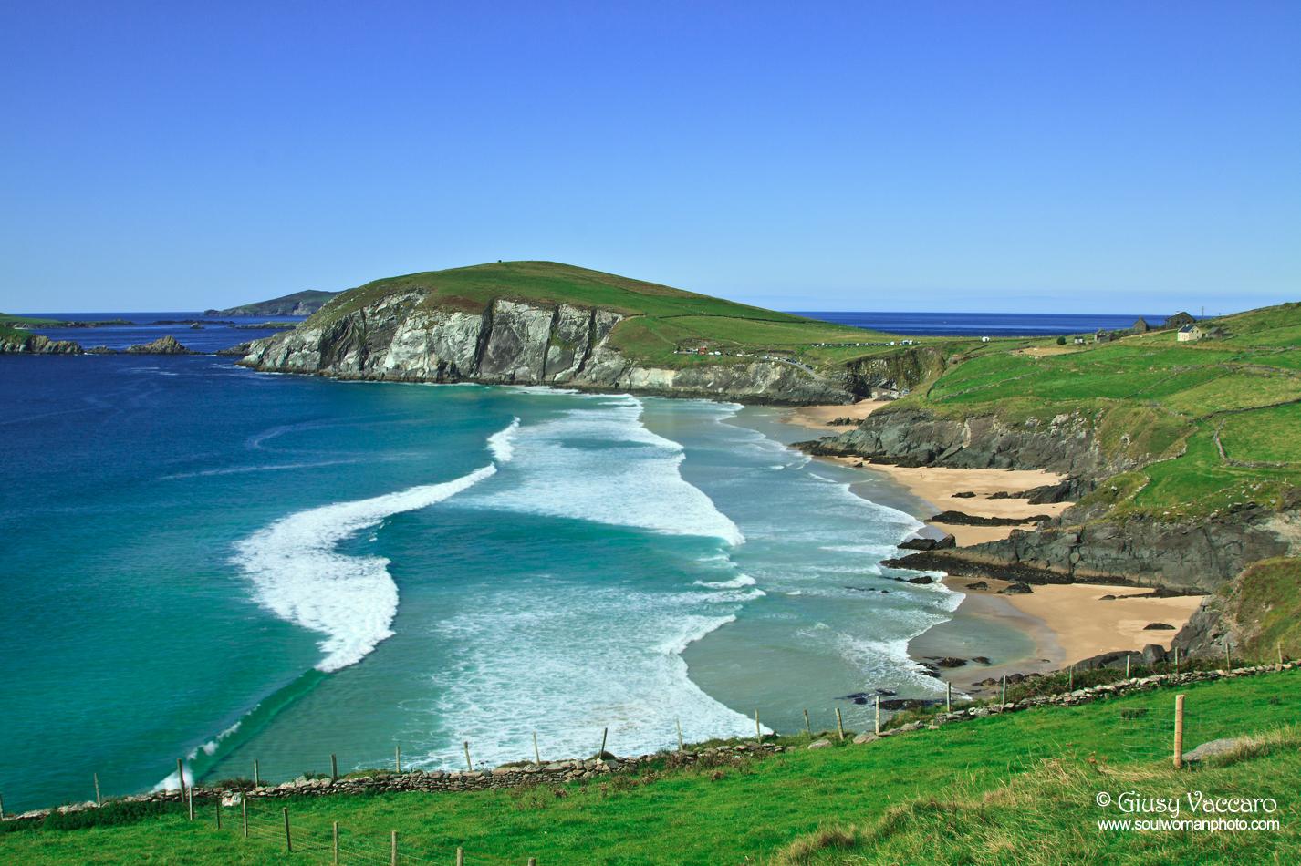 Slea Head (Penisola di Dingle - Irlanda)...
