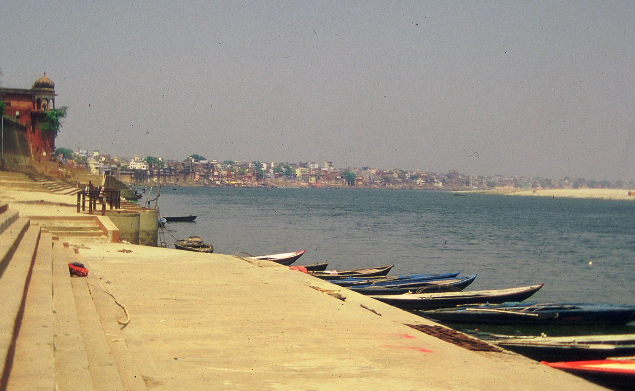 Varanasi...
