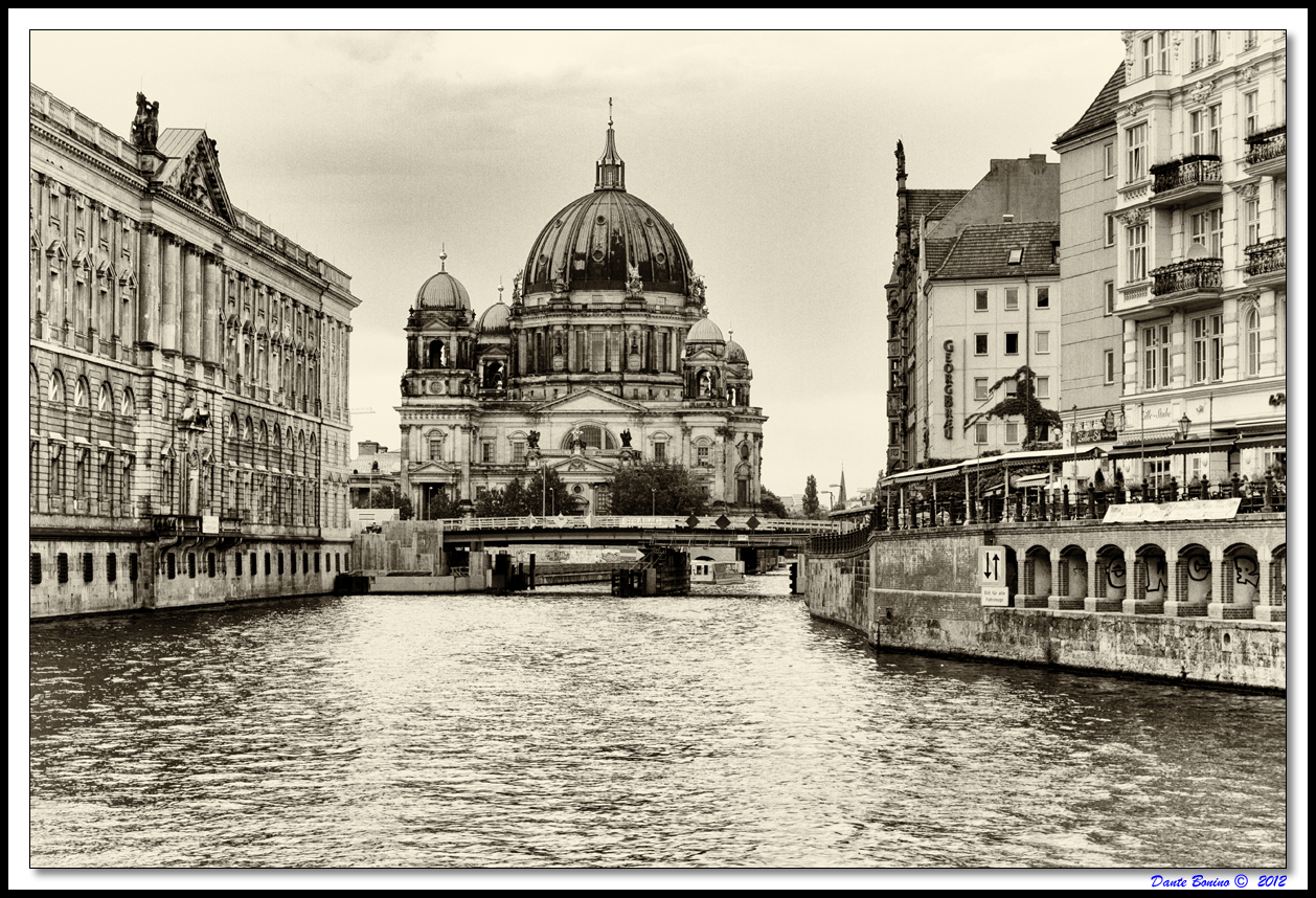 Berlin Cathedral...