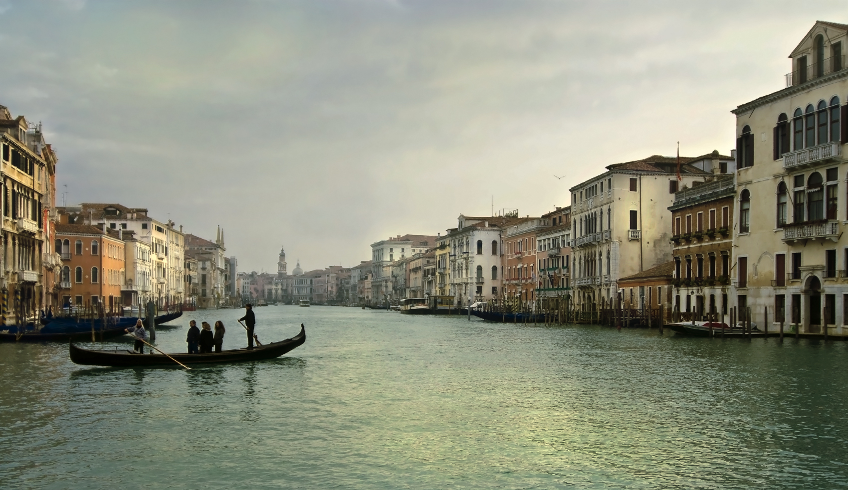 Canal Grande...