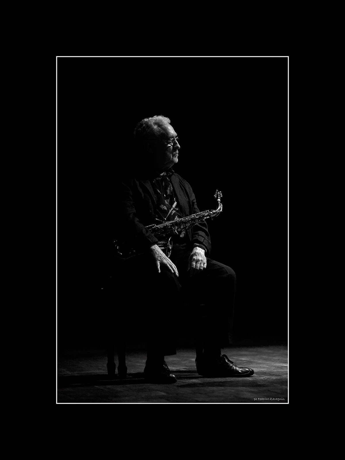Lee Konitz...