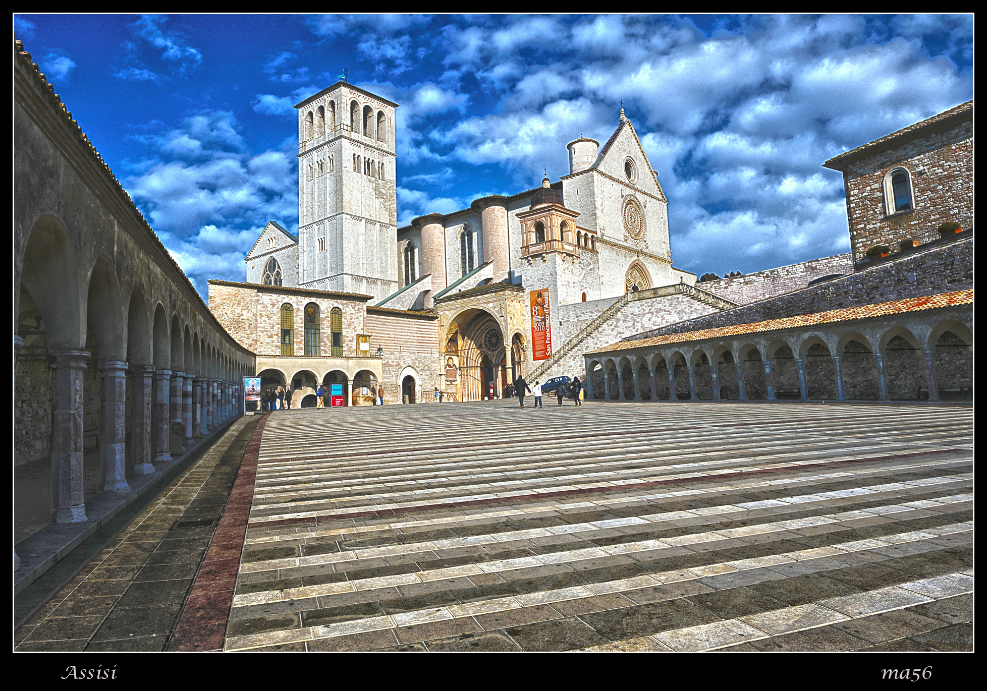 Assisi-HDR...