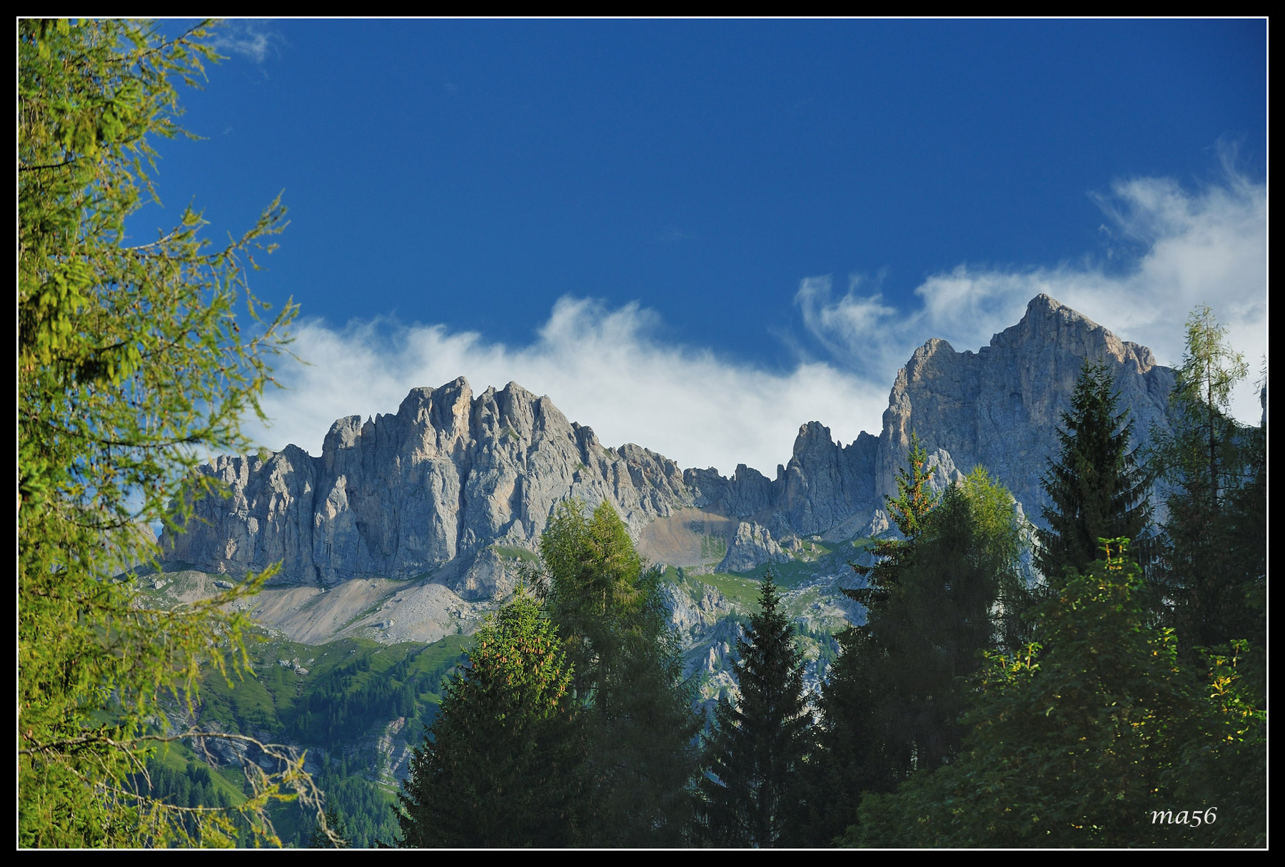 Dolomites Agordine...