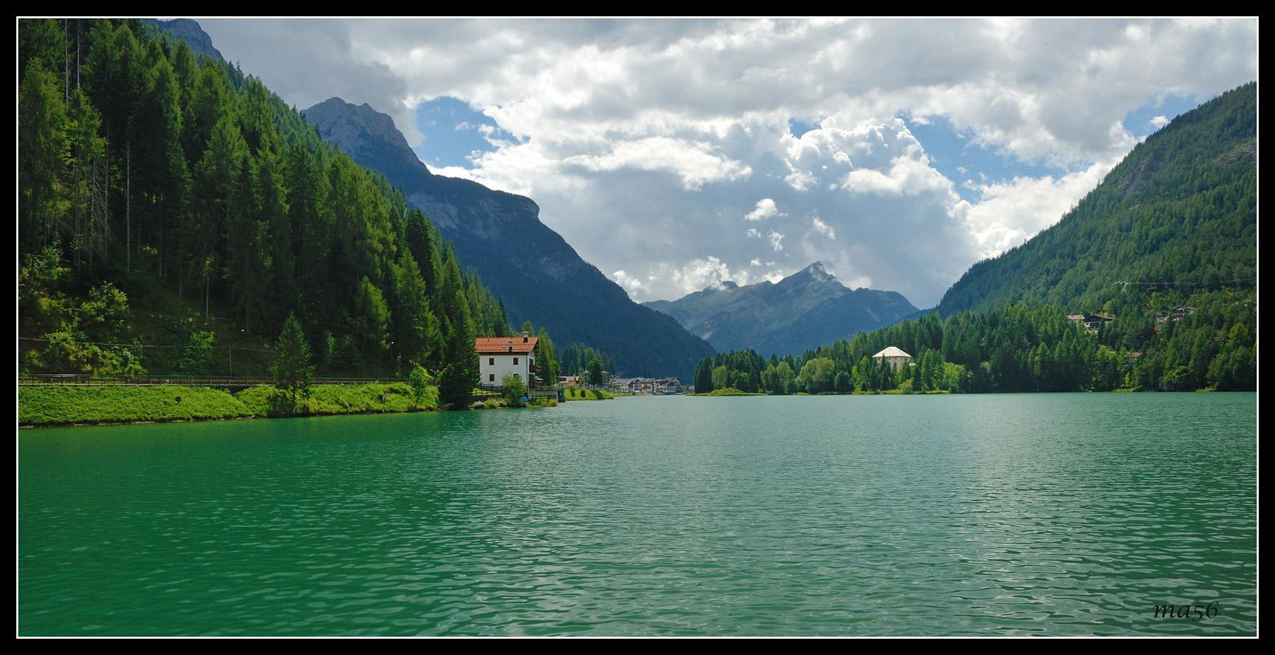 Lake Alleghe...