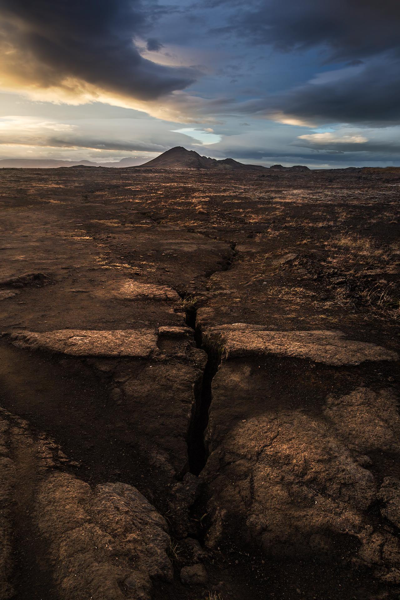 Krafla Desolation...