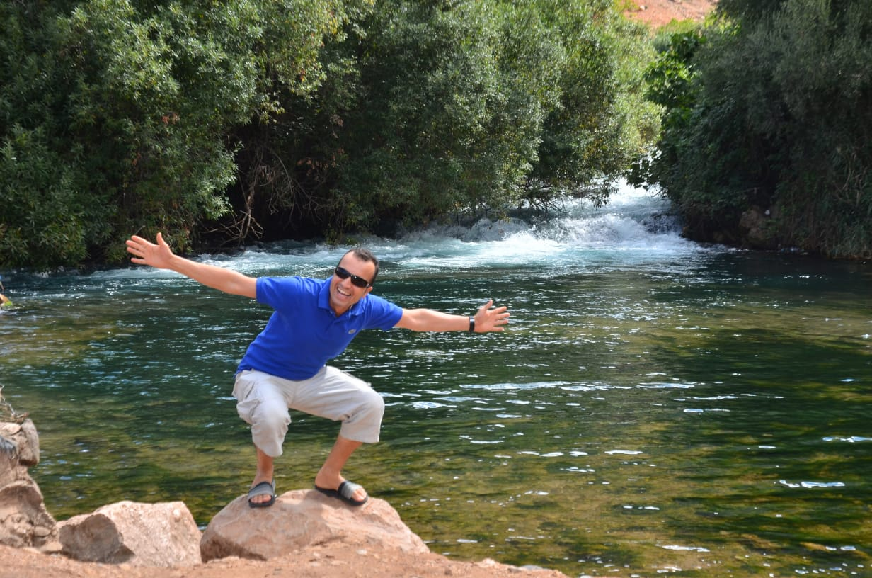 river nature morocco...