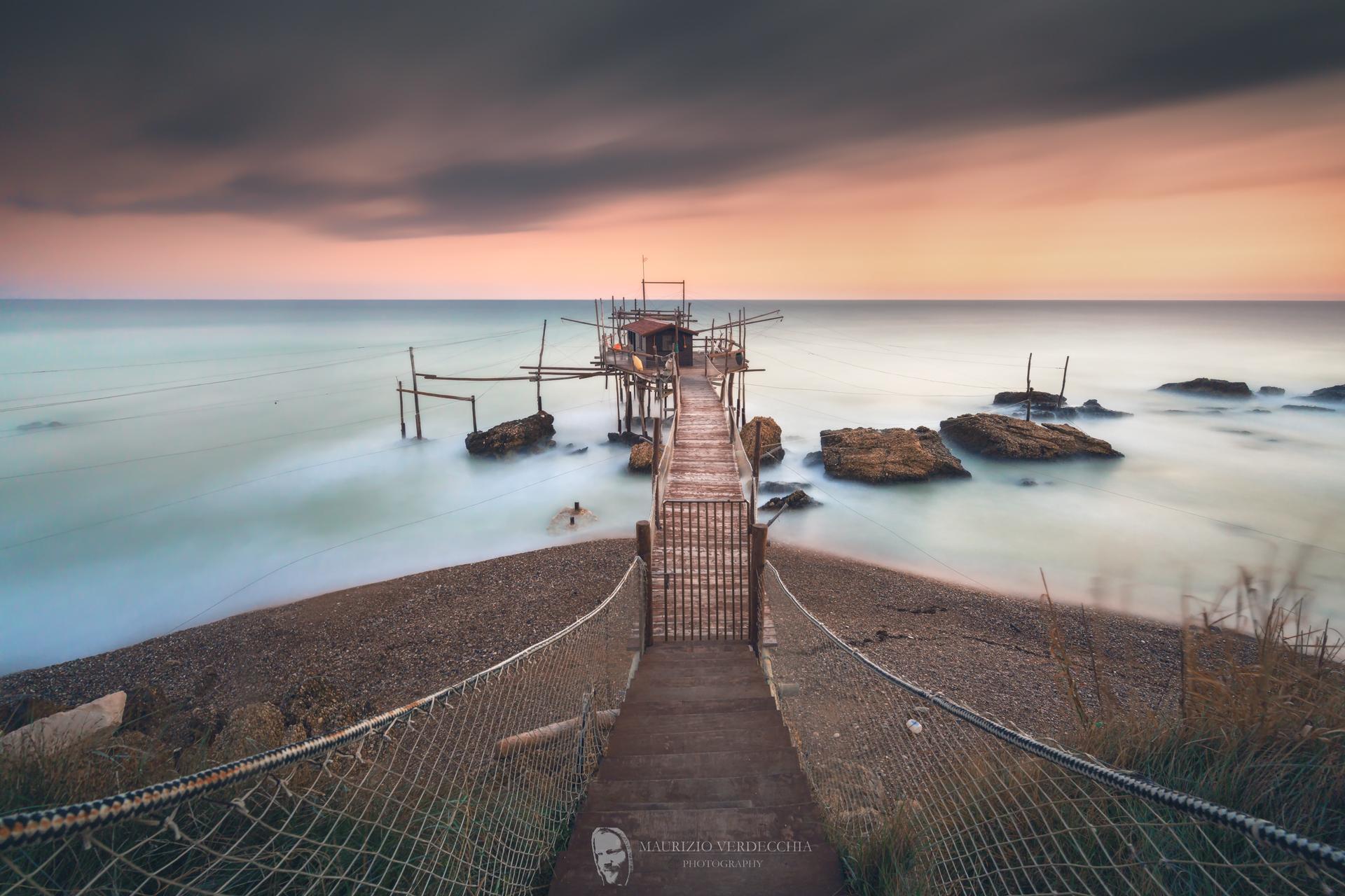 Coast of Trabocchi...